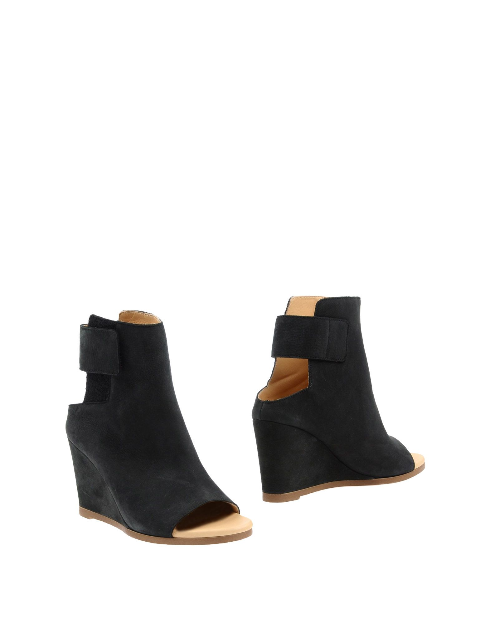 Mm6 Maison Margiela Ankle Boot - Women Mm6 online Maison Margiela Ankle Boots online Mm6 on  Australia - 11301650QL 71ee35