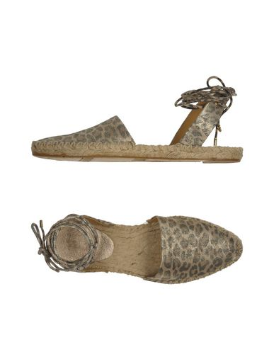 BELLE BY SIGERSON MORRISON Espadrilles in Dove Grey