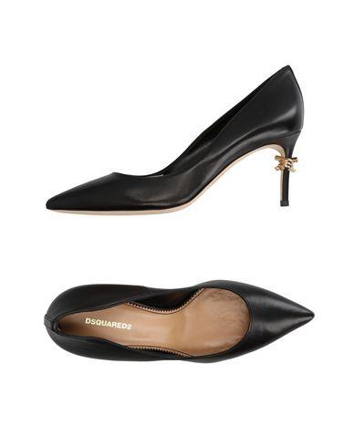 Cómodo y bien parecido Zapato De Salón Dsquared2 Mujer 11302561RG - Salones Dsquared2 - 11302561RG Mujer Negro 1feea7