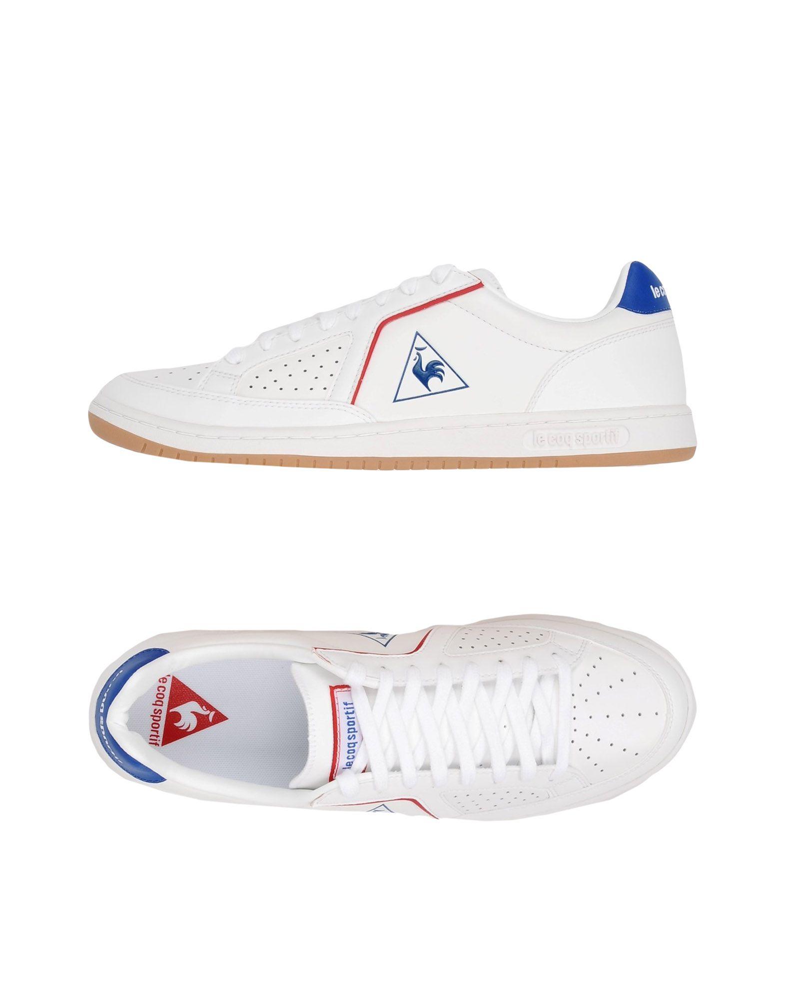 Sneakers Le Coq Sportif Icons Lea Sport Gum - Homme - Sneakers Le Coq Sportif  Blanc Super rabais