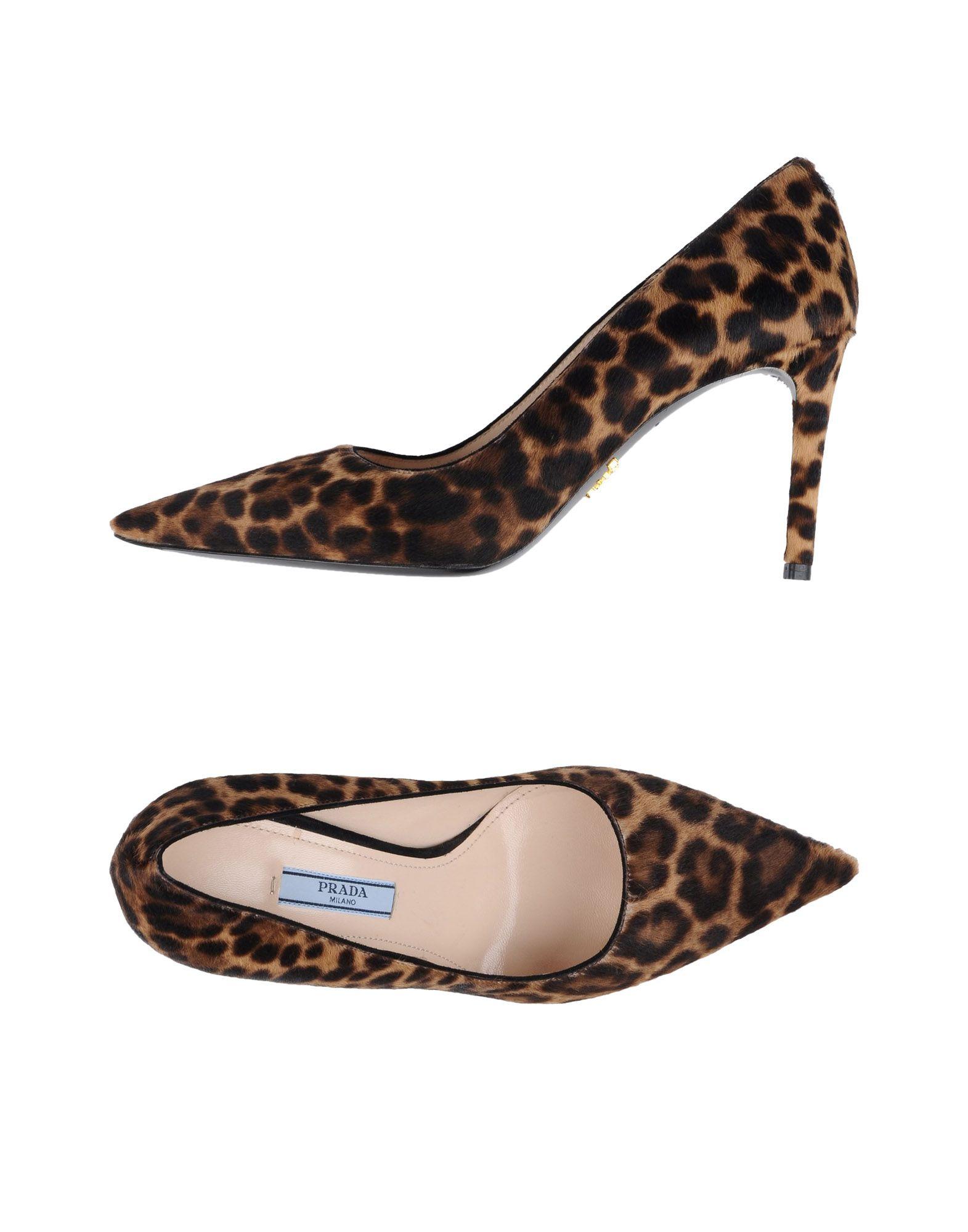 Prada Pumps Damen  11302867DCGünstige gut aussehende Schuhe