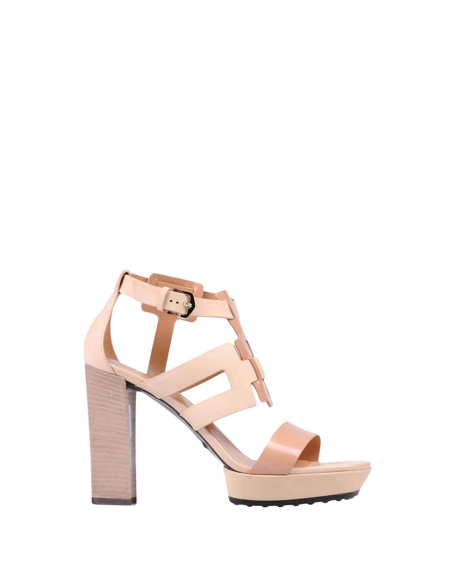 Stilvolle billige Schuhe Tod's Sandalen Damen  11303019JG