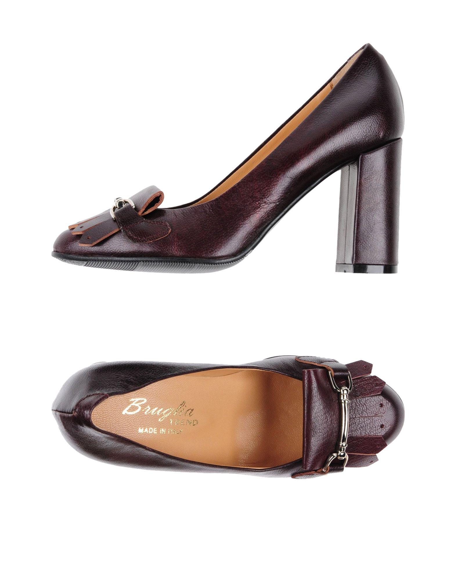 Gut um billige Schuhe zu tragenF.Lli Bruglia Mokassins Damen  11303110GF