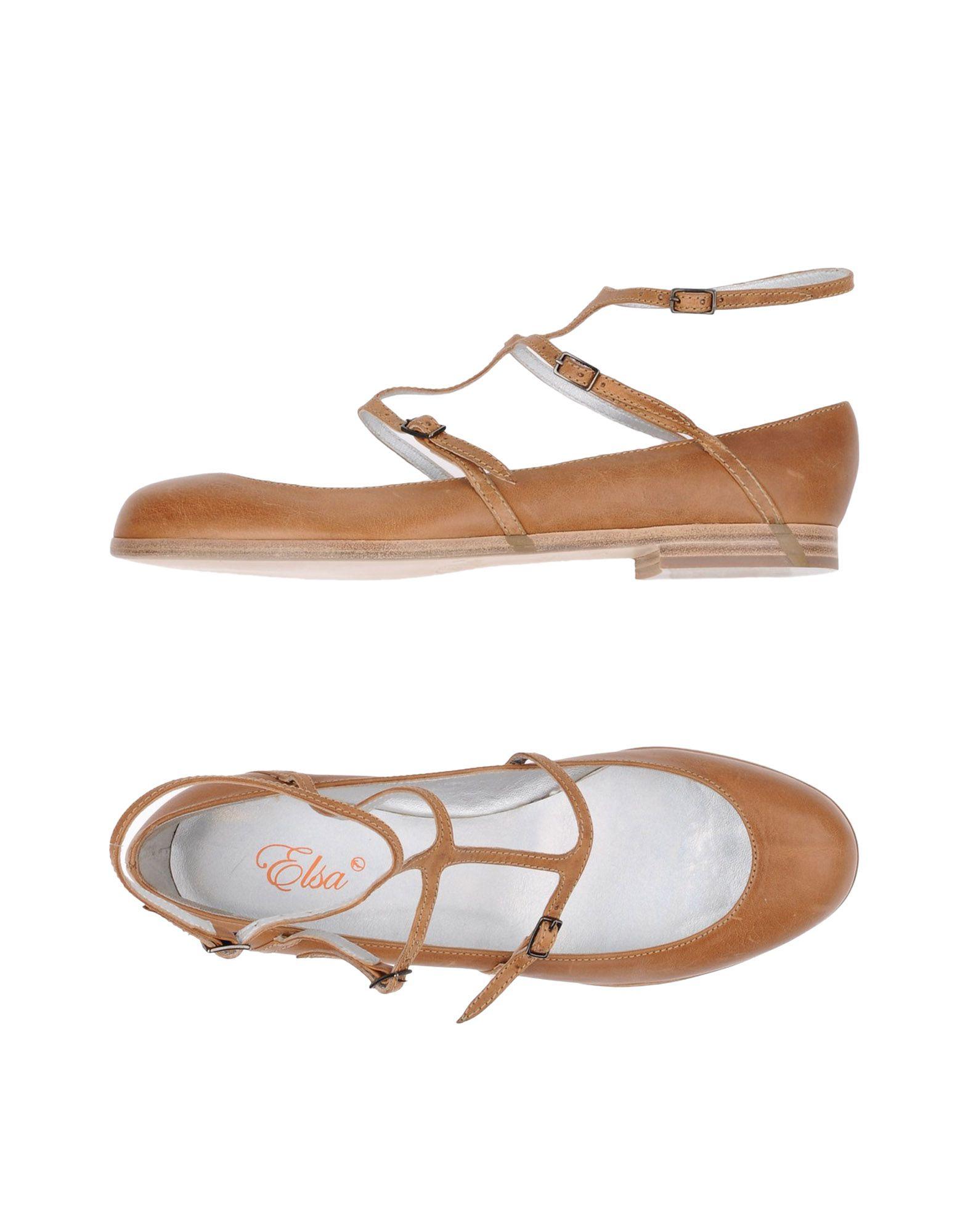 Ballerines Elsa Shoes Femme - Ballerines Elsa Shoes sur