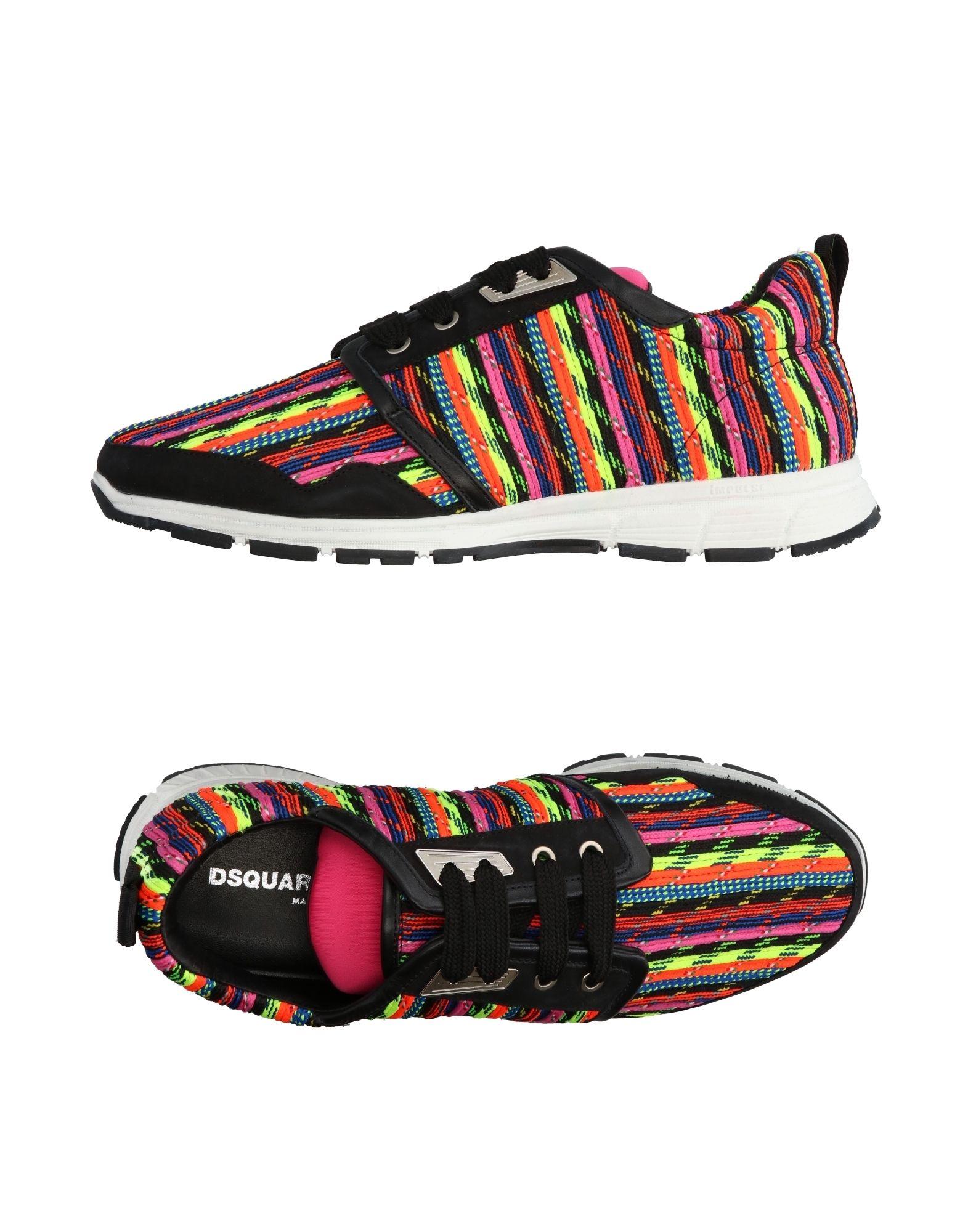 Moda Sneakers Dsquared2 Uomo - 11303396GX