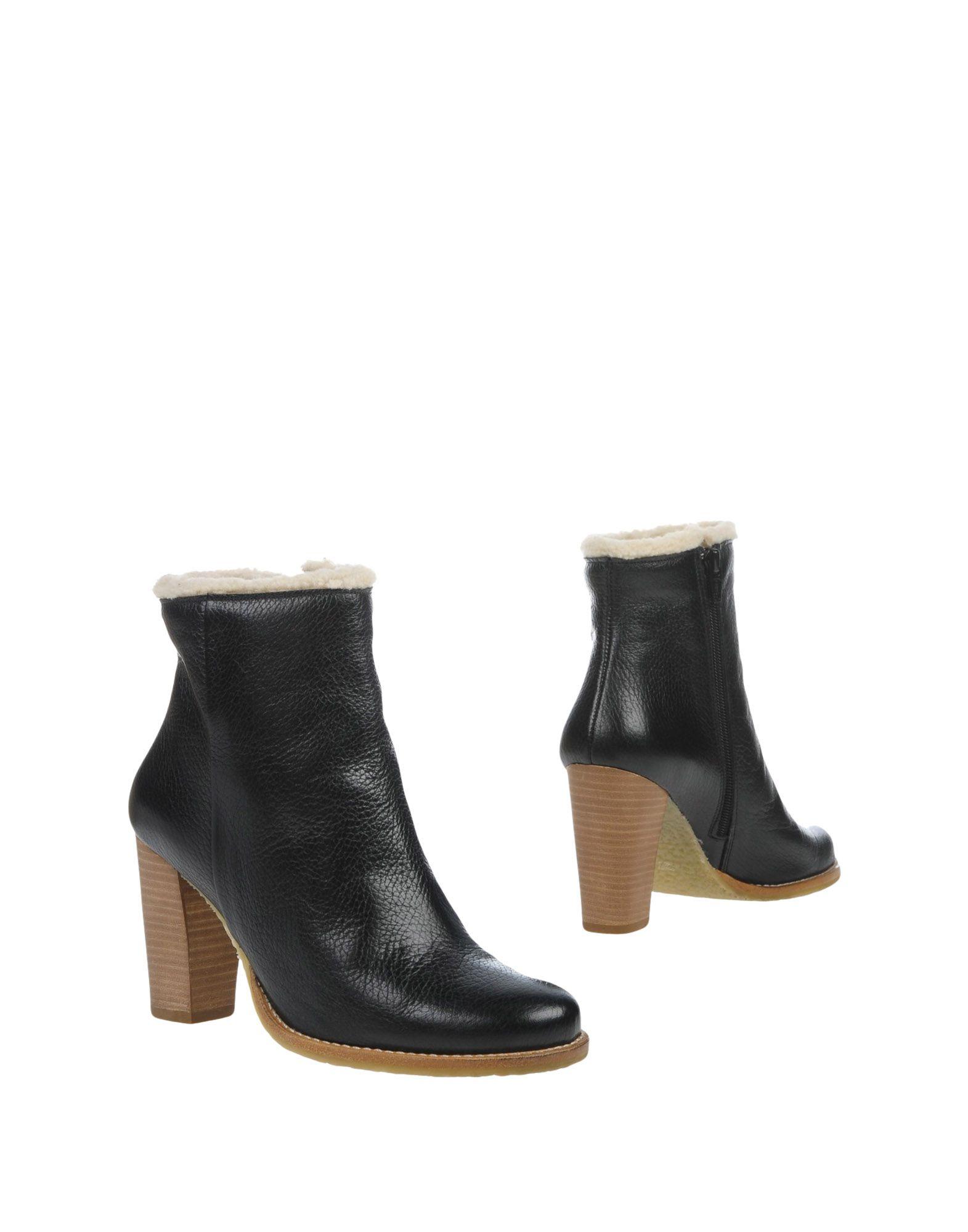 Sessun Sessun Sessun Stiefelette Damen  11303430PU Gute Qualität beliebte Schuhe bd30d7