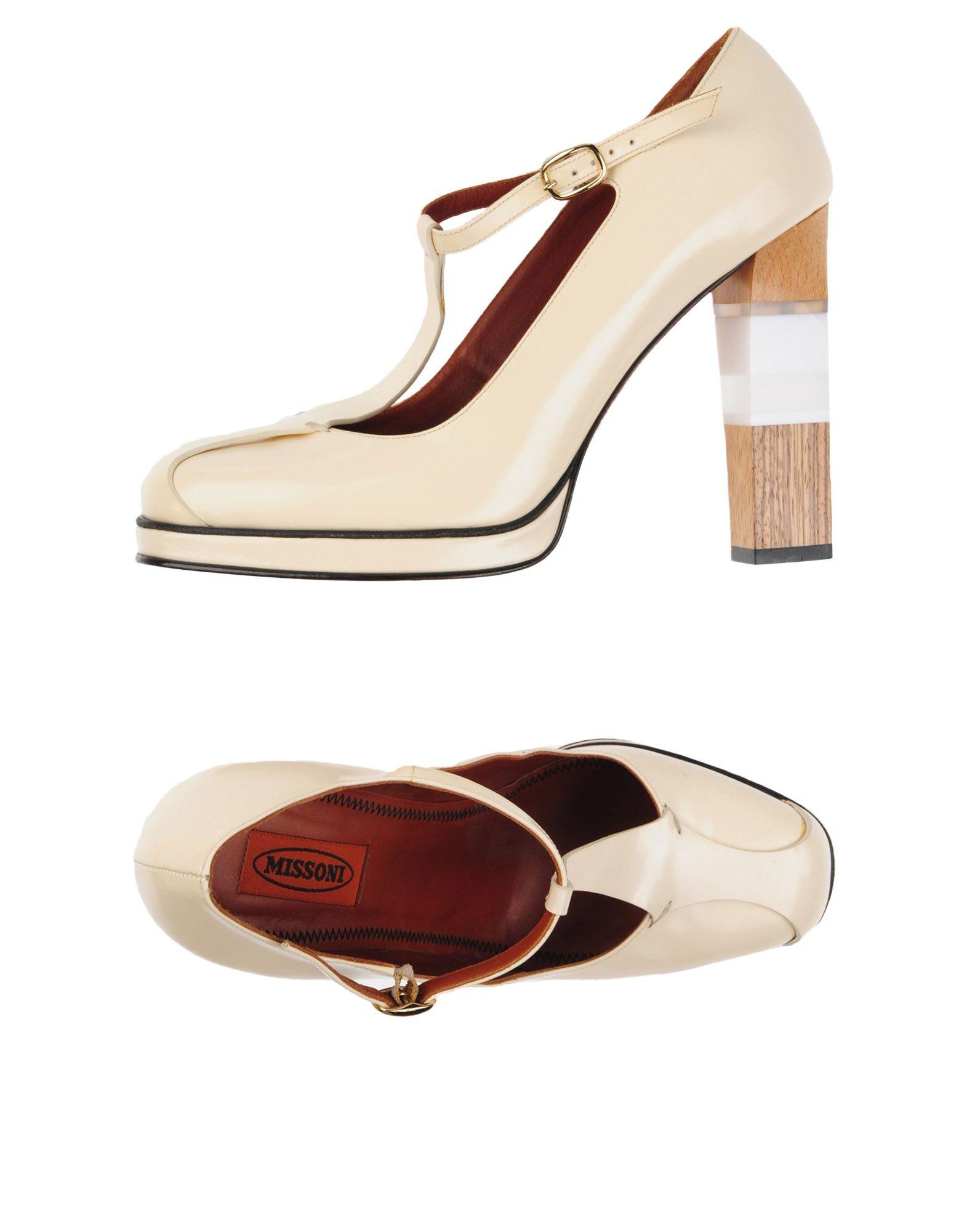 Missoni Pumps aussehende Damen  11303630PLGünstige gut aussehende Pumps Schuhe ecb20c