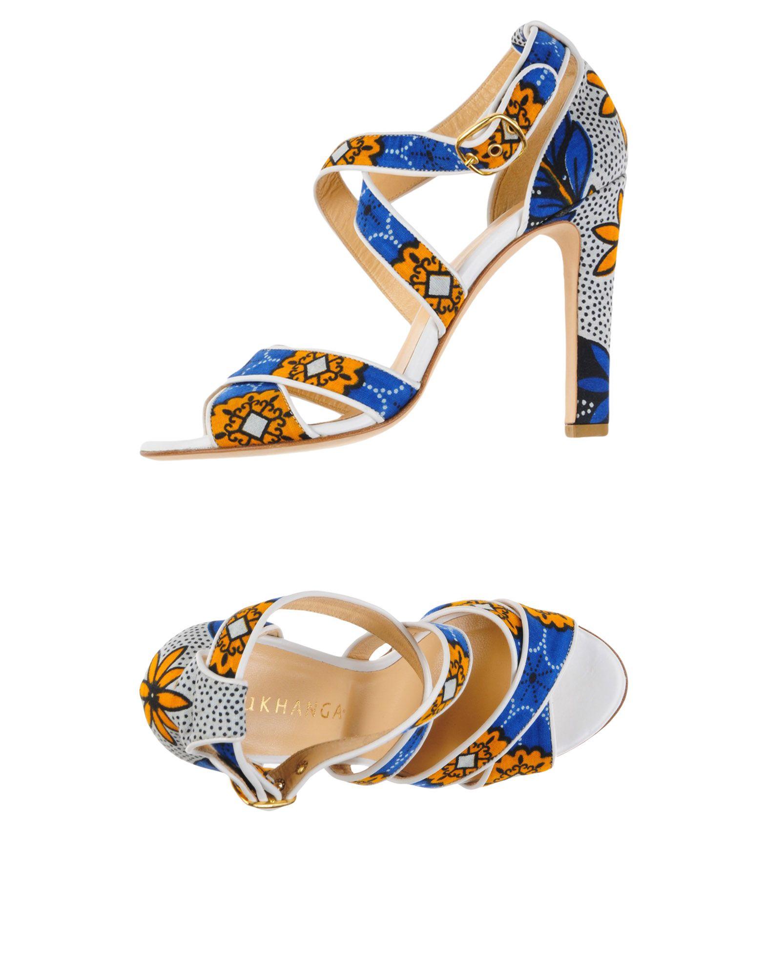 Gut um billige Schuhe zu tragenYou Khanga Sandalen Damen  11303780SW