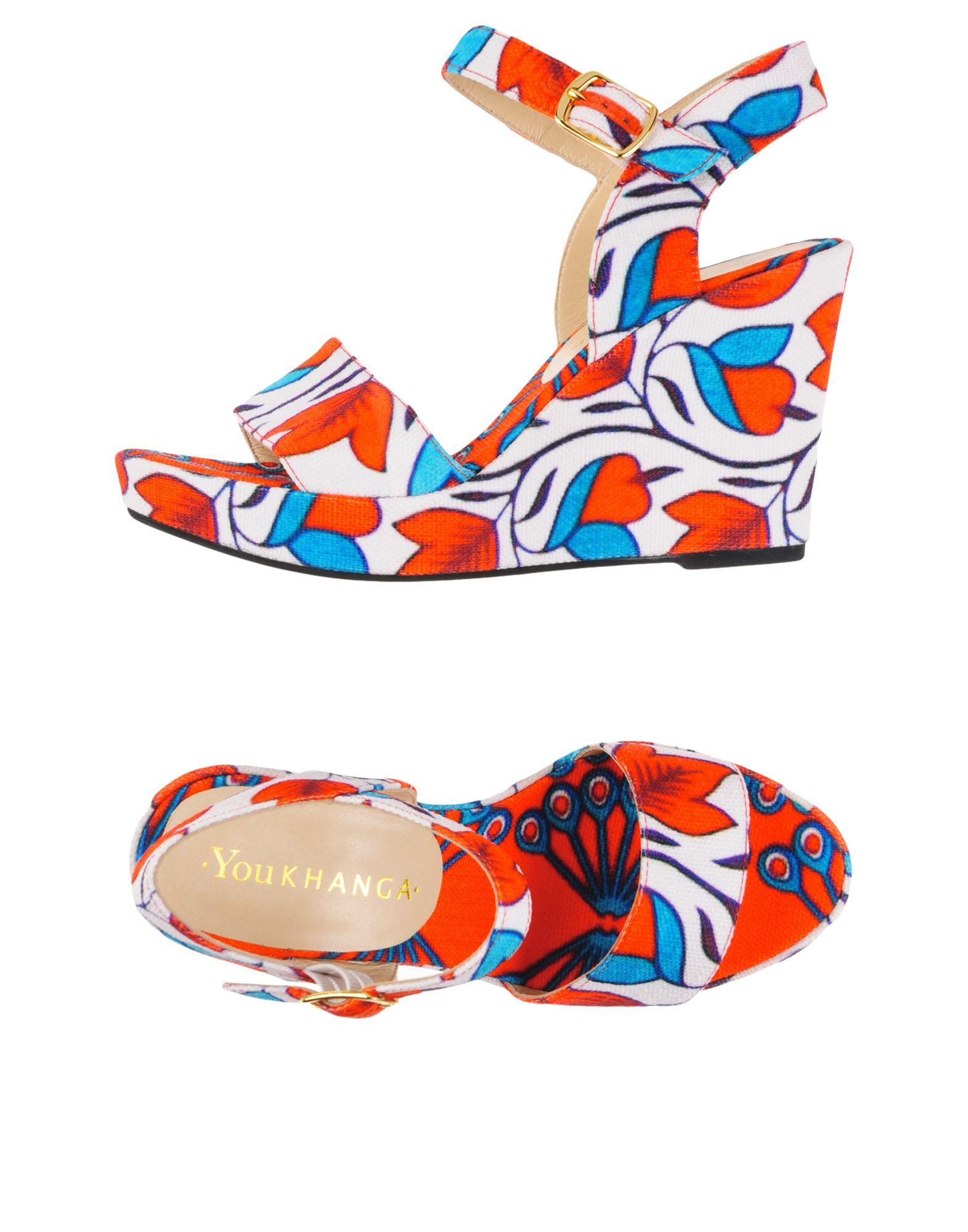 You Khanga Sandals - Women Women Women You Khanga Sandals online on  Australia - 11303807JN 1651fd