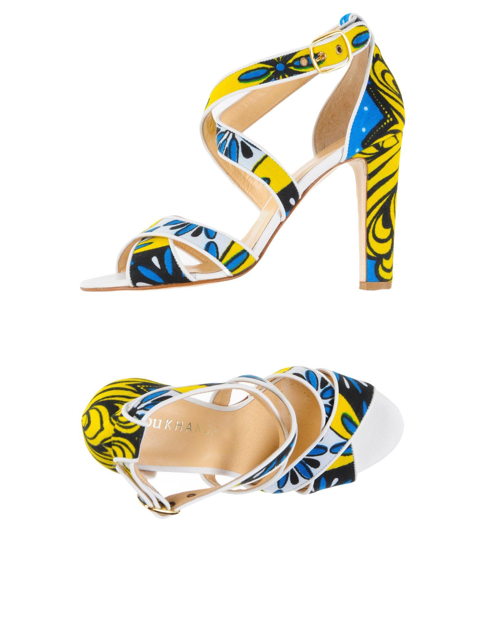 Gut um billige Schuhe zu tragenYou Khanga Sandalen Damen  11303833PE