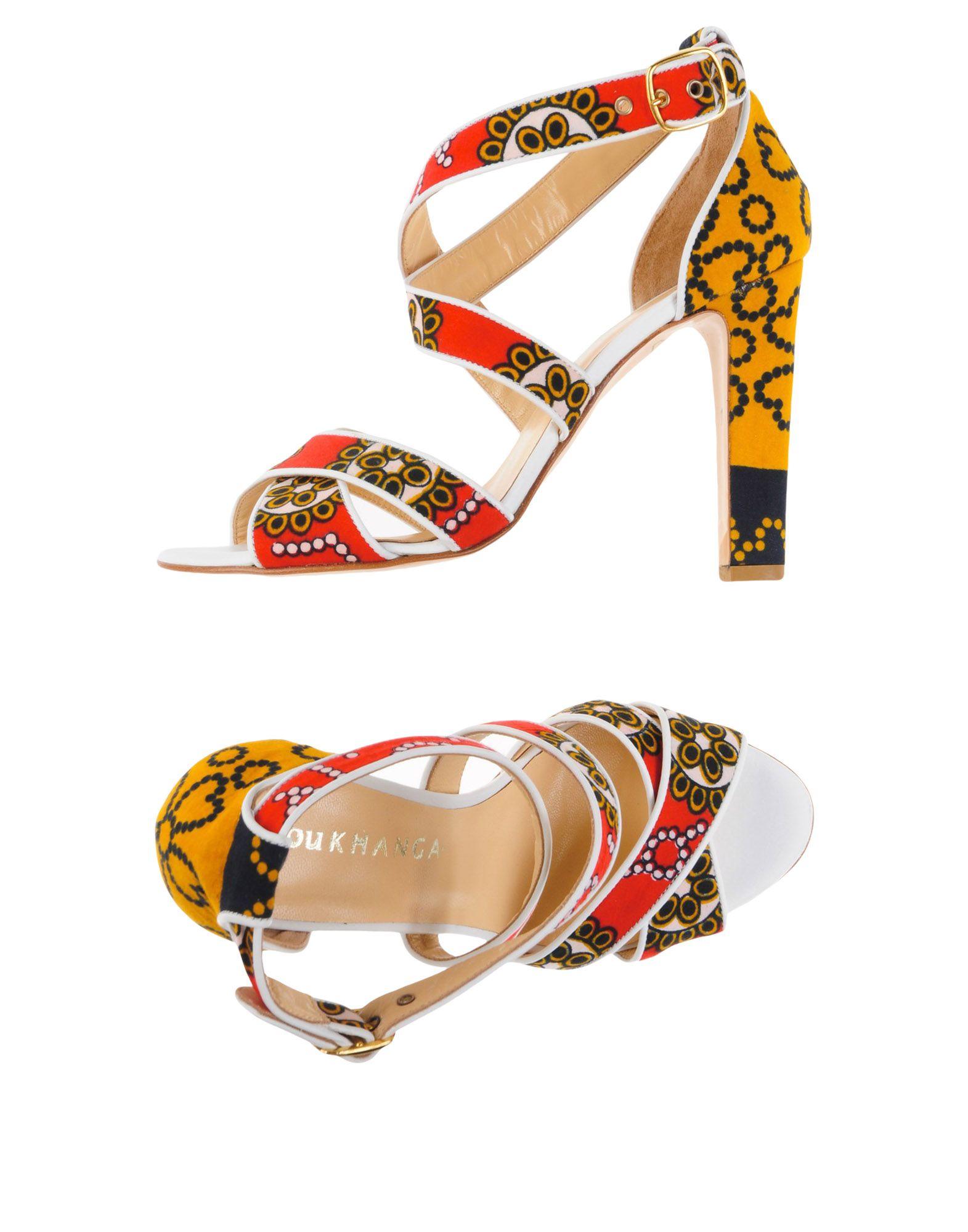 Gut um billige Schuhe zu tragenYou Khanga Sandalen Damen  11303842WR