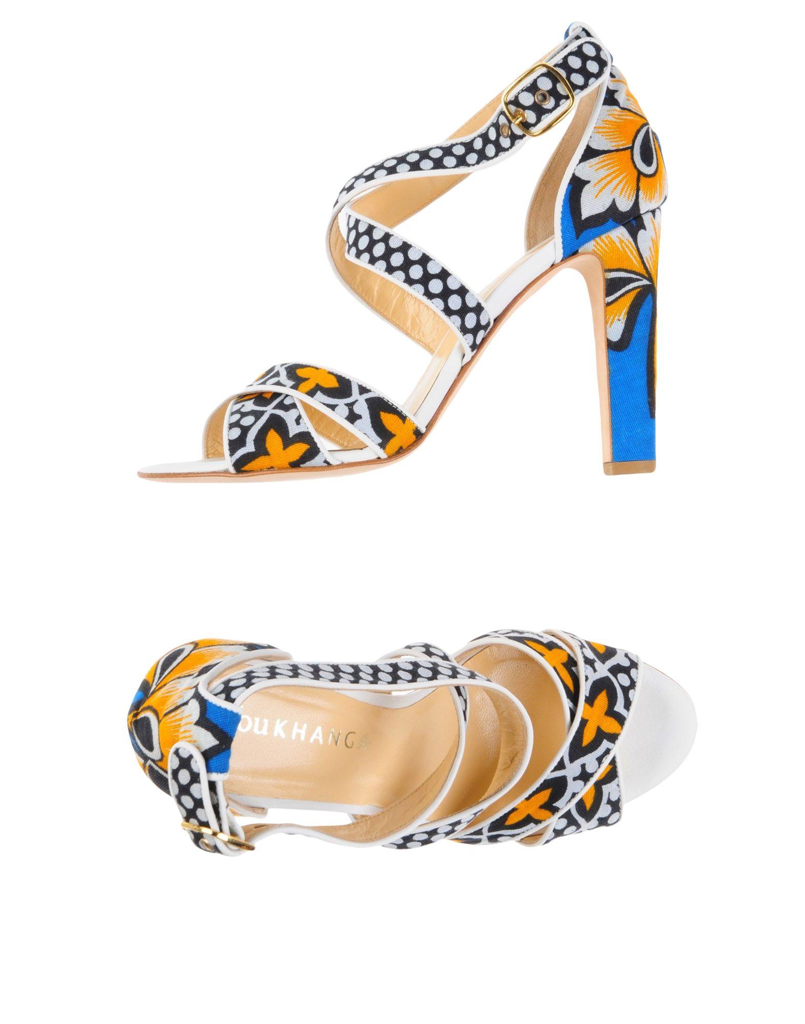 Gut um billige Schuhe zu tragenYou Khanga Sandalen Damen  11303879VM