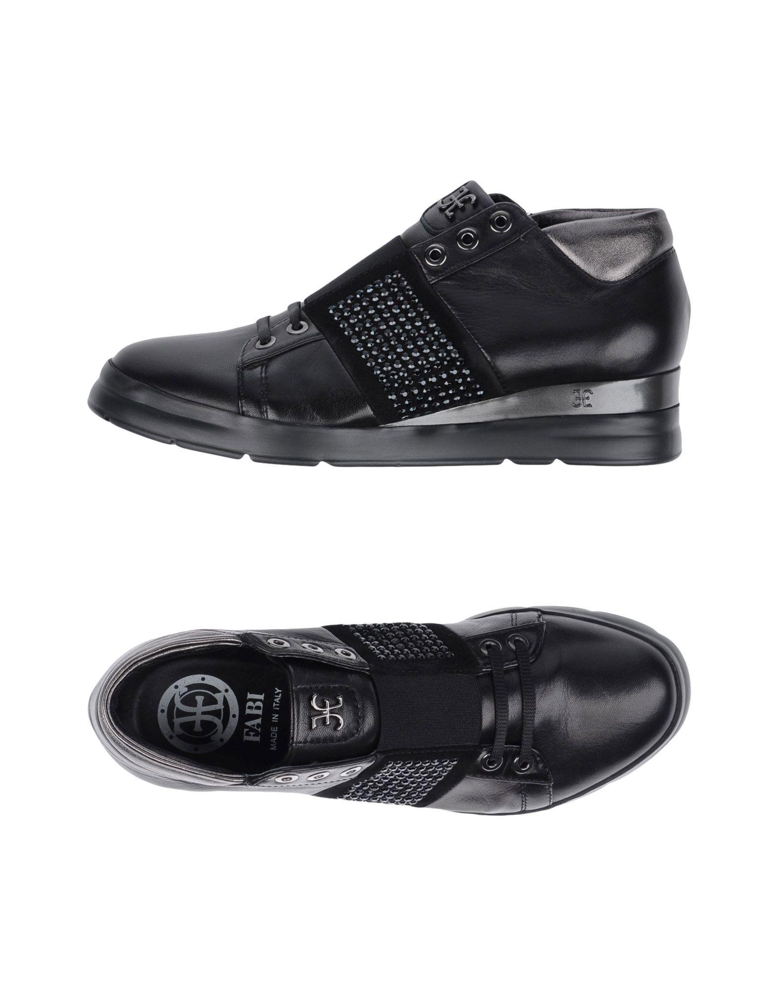 Stilvolle billige Schuhe Fabi Sneakers Damen  11304070OT