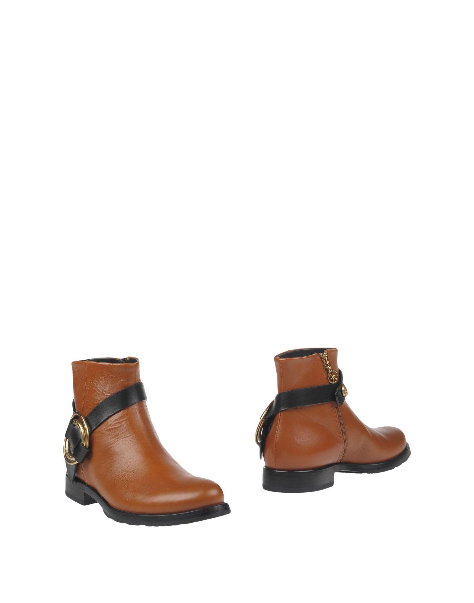 Stilvolle billige Schuhe Fabi Stiefelette Damen  11304075QN