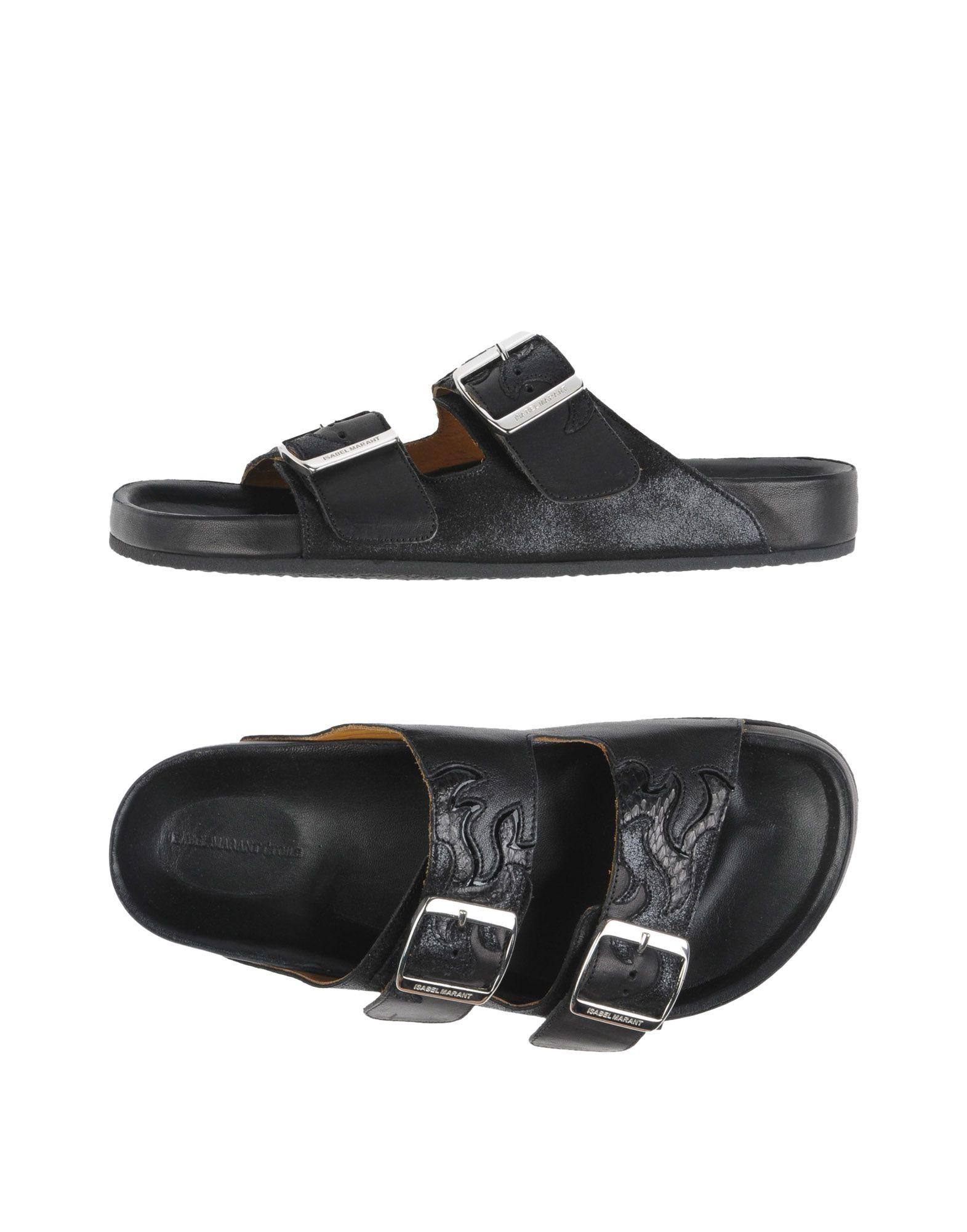 Rabatt Schuhe Isabel Marant Étoile Sandalen Damen  11304110HX