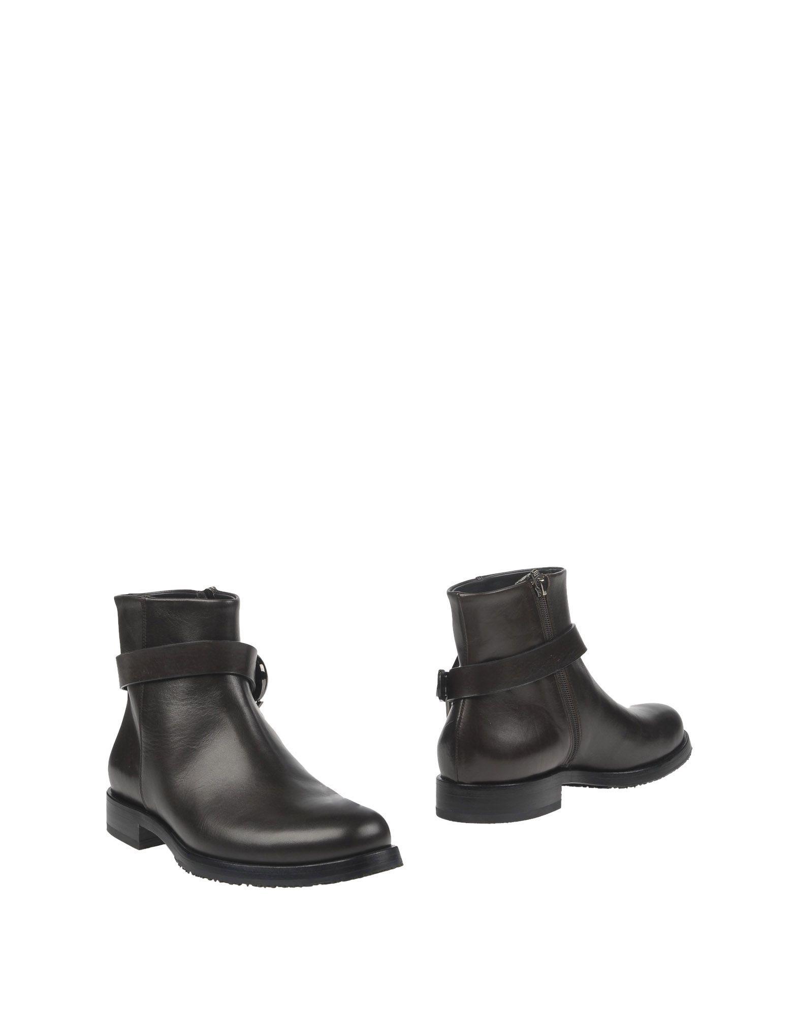 Stilvolle billige Schuhe Fabi Stiefelette Damen  11304131FE