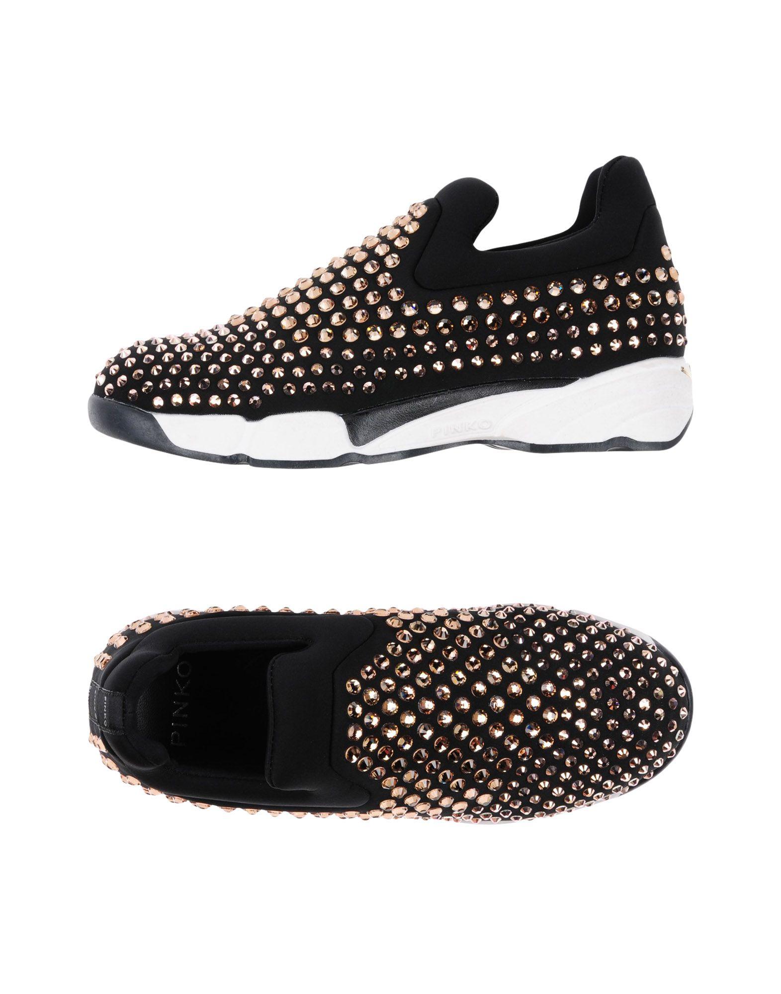 Zapatillas Pinko Mujer - Zapatillas Pinko  Negro Negro  99908c
