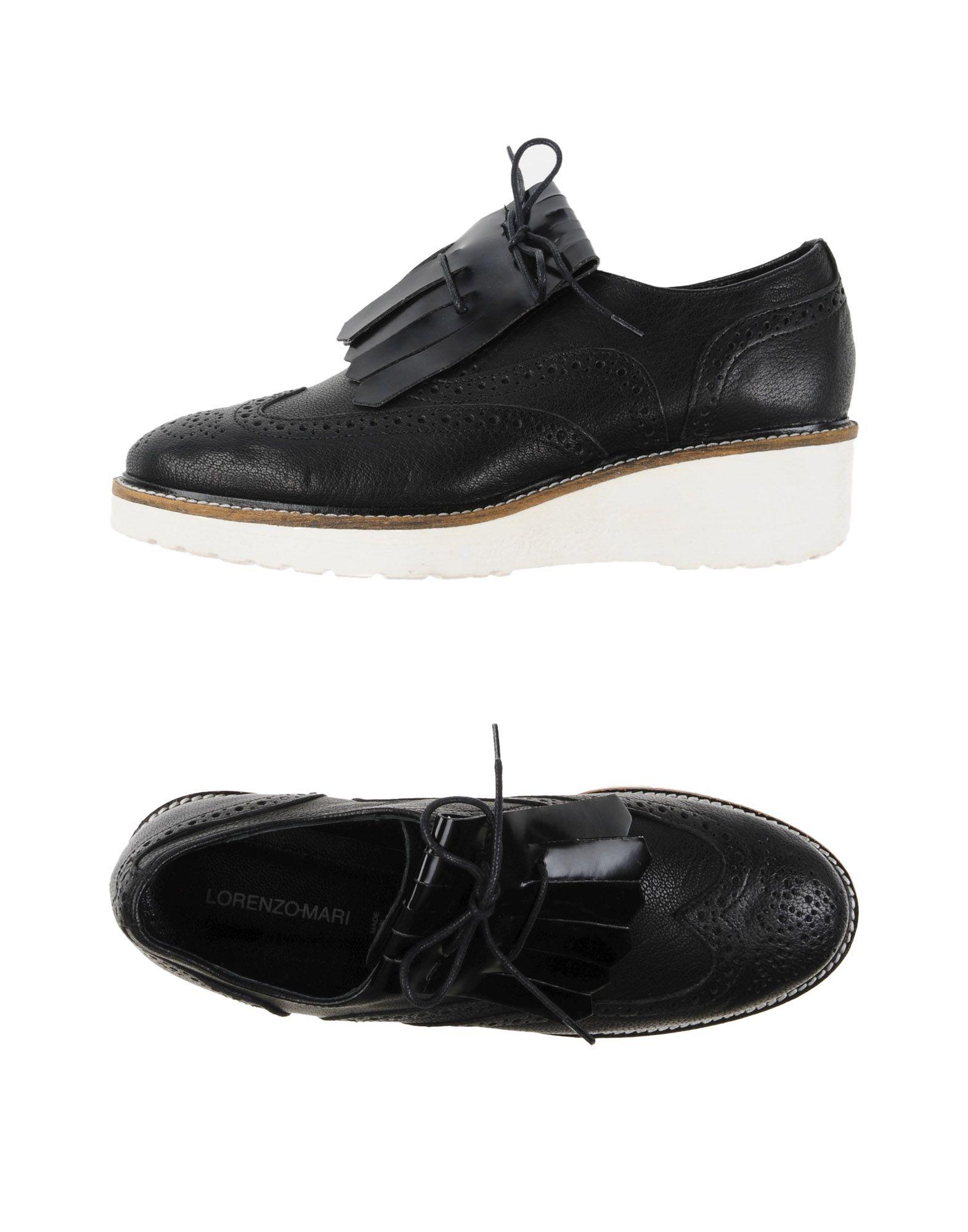 Chaussures À Lacets Lorenzo Mari Femme - Chaussures À Lacets Lorenzo Mari sur