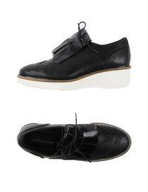 LORENZO MARI - Laced shoes
