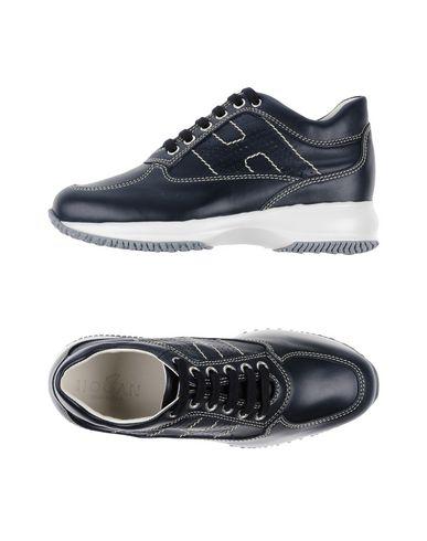 Hogan Foncé Sneakers Bleu Hogan Sneakers rwxqrvzT