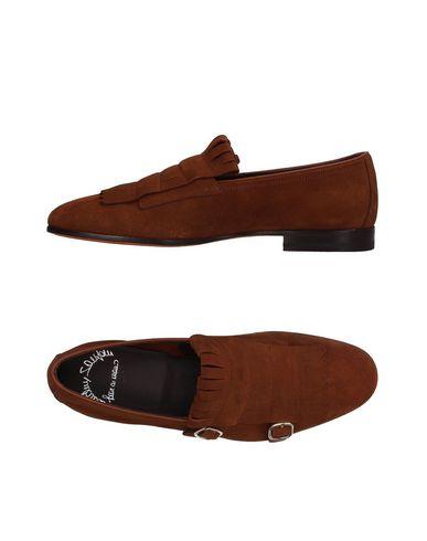 Zapatos con descuento Mocasín Santoni Hombre 11304868FX - Mocasines Santoni - 11304868FX Hombre Cacao 6f0fdf