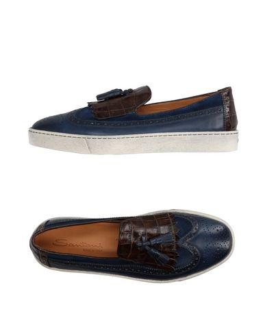 Zapatos con descuento Mocasín Santoni Hombre - Azul Mocasines Santoni - 11304953MO Azul - oscuro 00403b