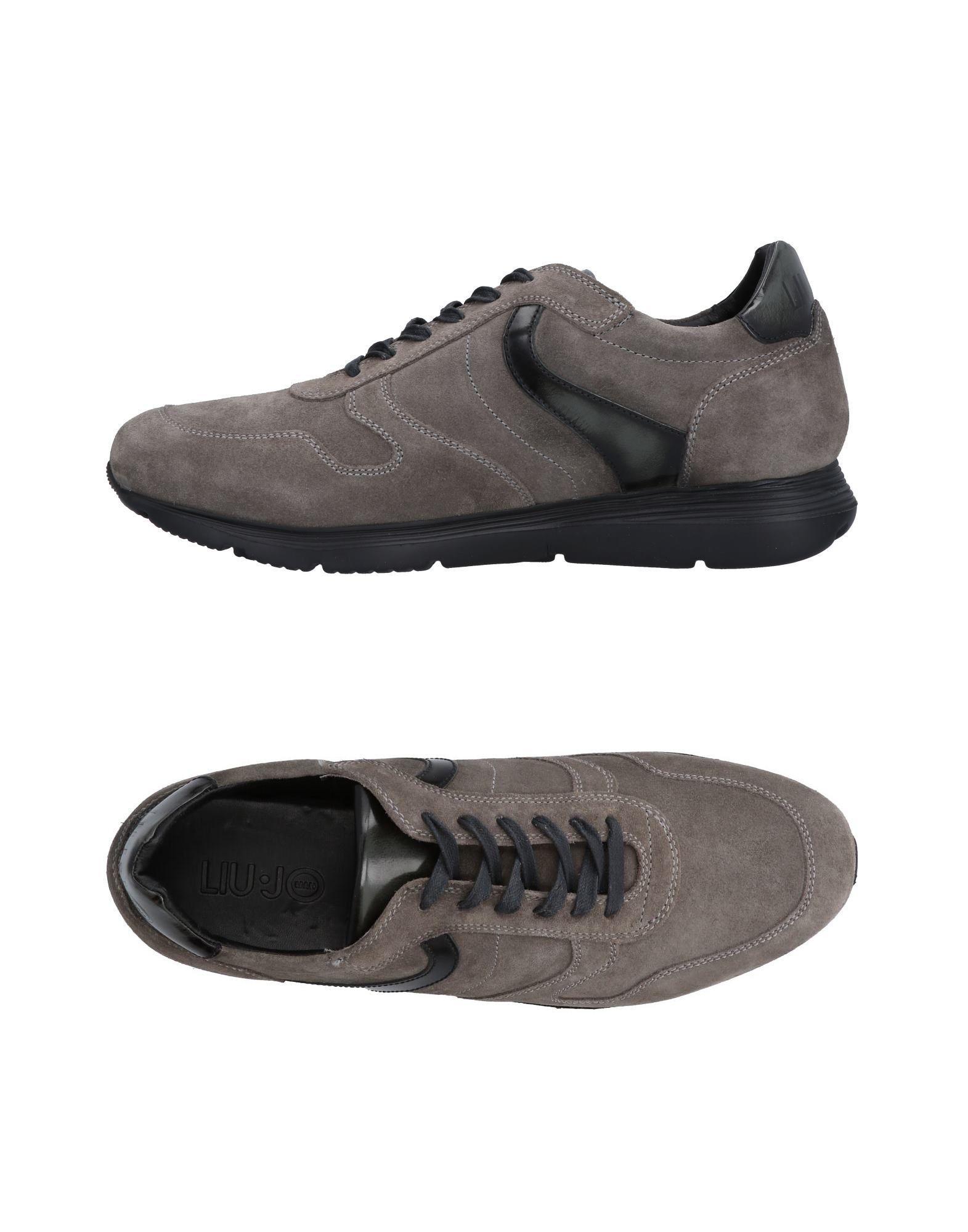 Sneakers Liu •Jo Man Homme - Sneakers Liu •Jo Man  Plomb Réduction de prix saisonnier, remise