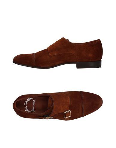 Zapatos con descuento Mocasín Santoni Hombre - Mocasines Santoni - 11305249EF Marrón