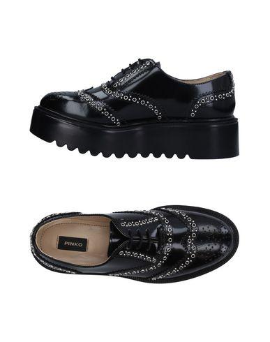 Pinko À Pinko Noir Noir Chaussures Pinko Lacets Chaussures Noir À Pinko À Lacets Chaussures Lacets qAS8wtFx