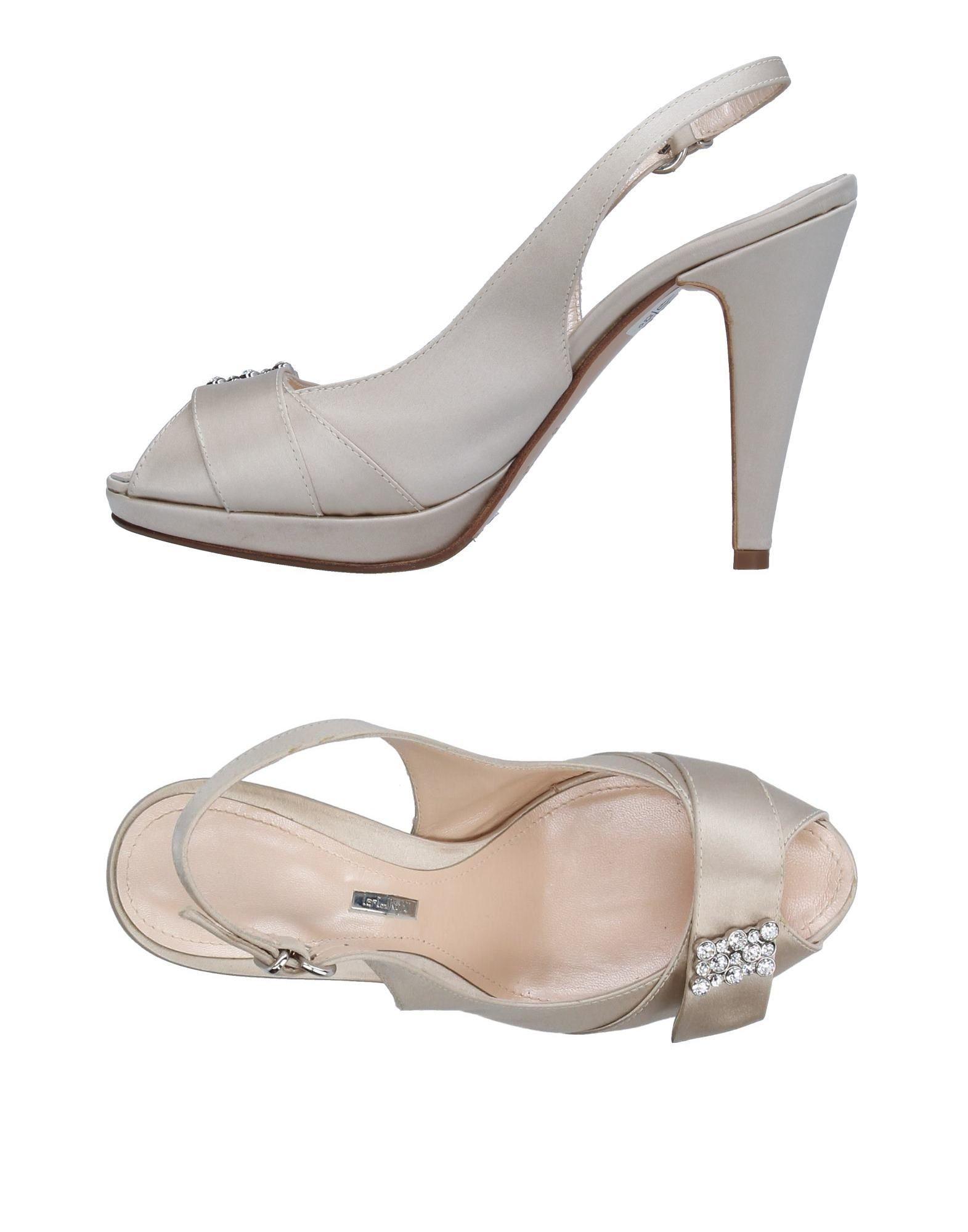 Gut um billige Schuhe zu tragenLeft And Right Sandalen Damen  11305477KO