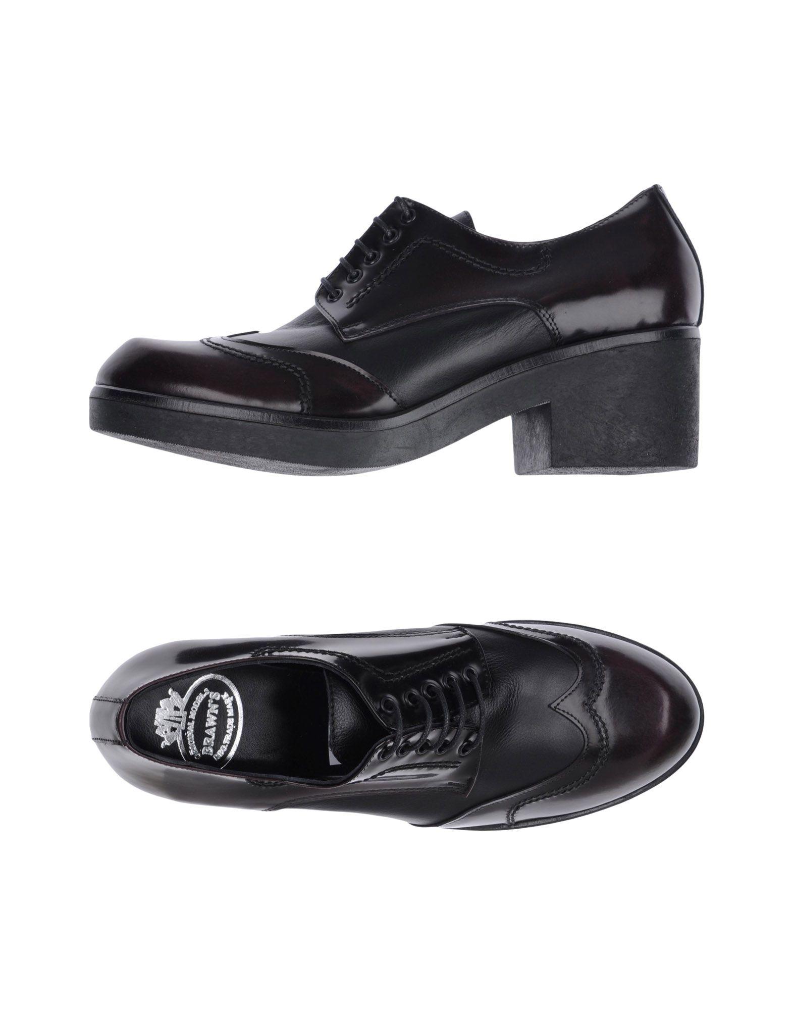 Chaussures À Lacets Brawns Femme - Chaussures À Lacets Brawns sur