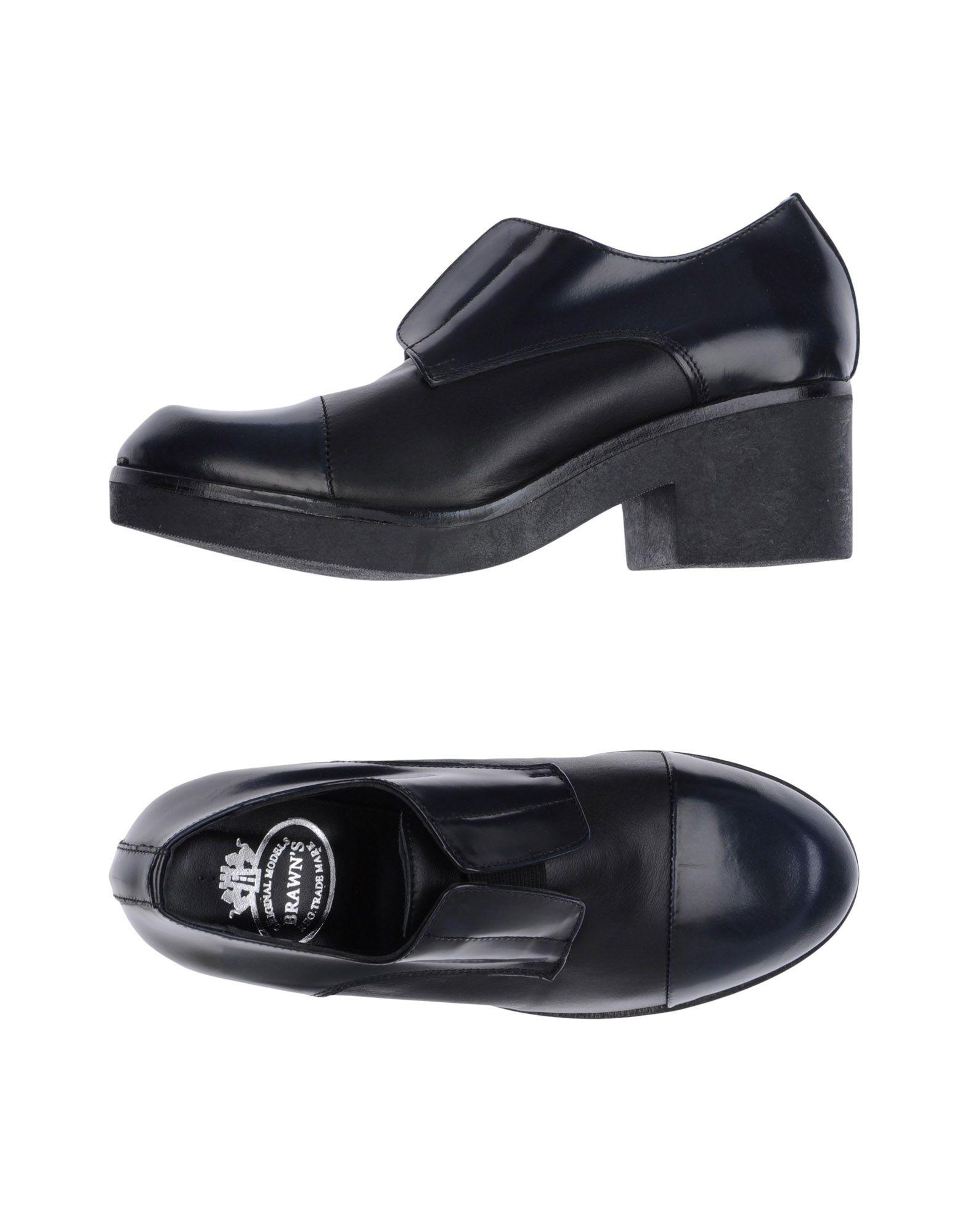 Brawn's Mokassins Damen  11305491DD Gute Qualität beliebte Schuhe