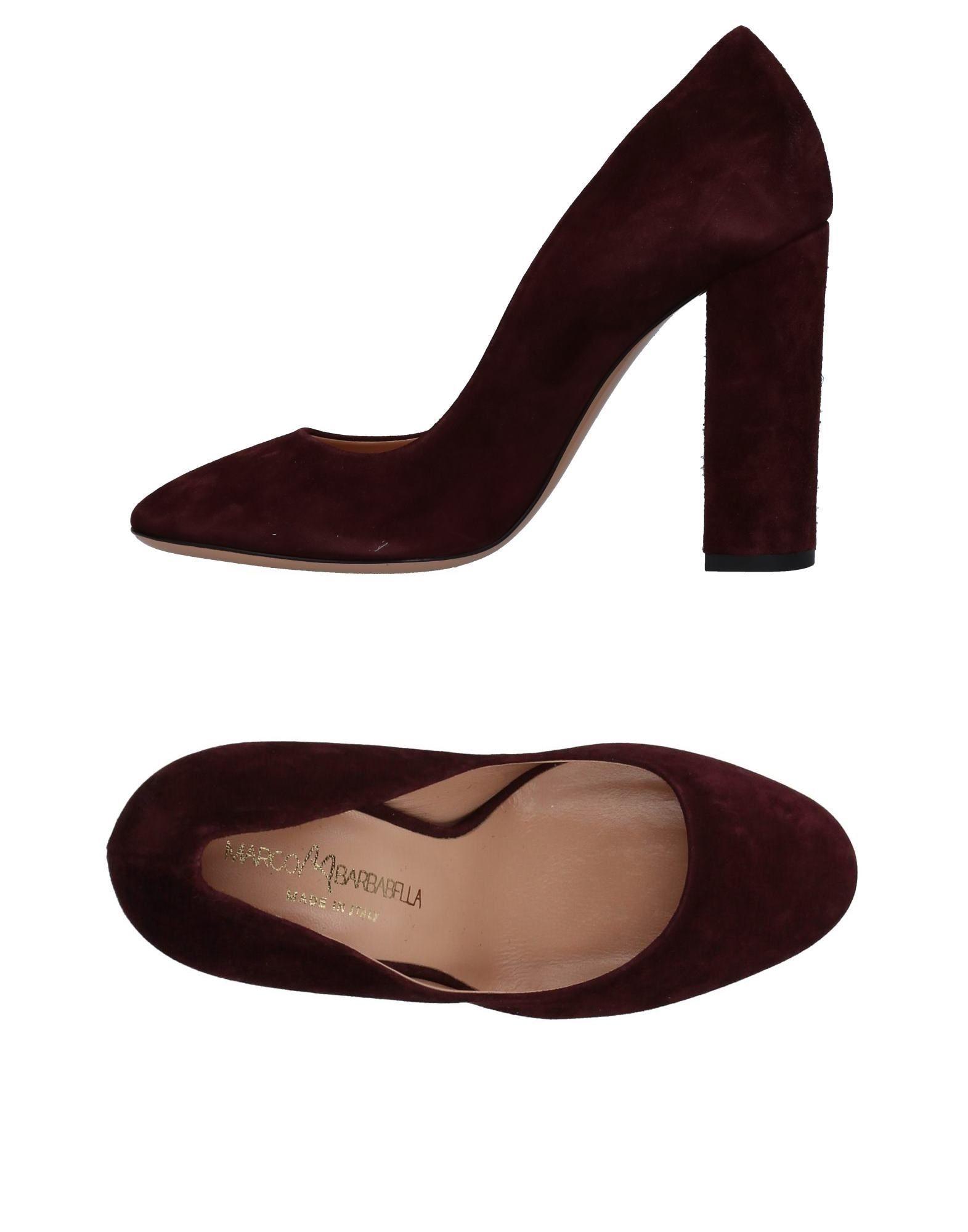 Stilvolle billige Schuhe Marco Barbabella Pumps Damen  11305499MA