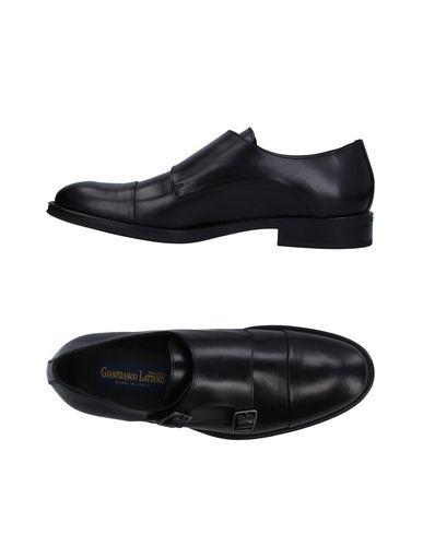 Zapatos con descuento Mocasín Gianfranco Lattanzi Hombre - Mocasines Gianfranco Lattanzi - 11305725KH Negro