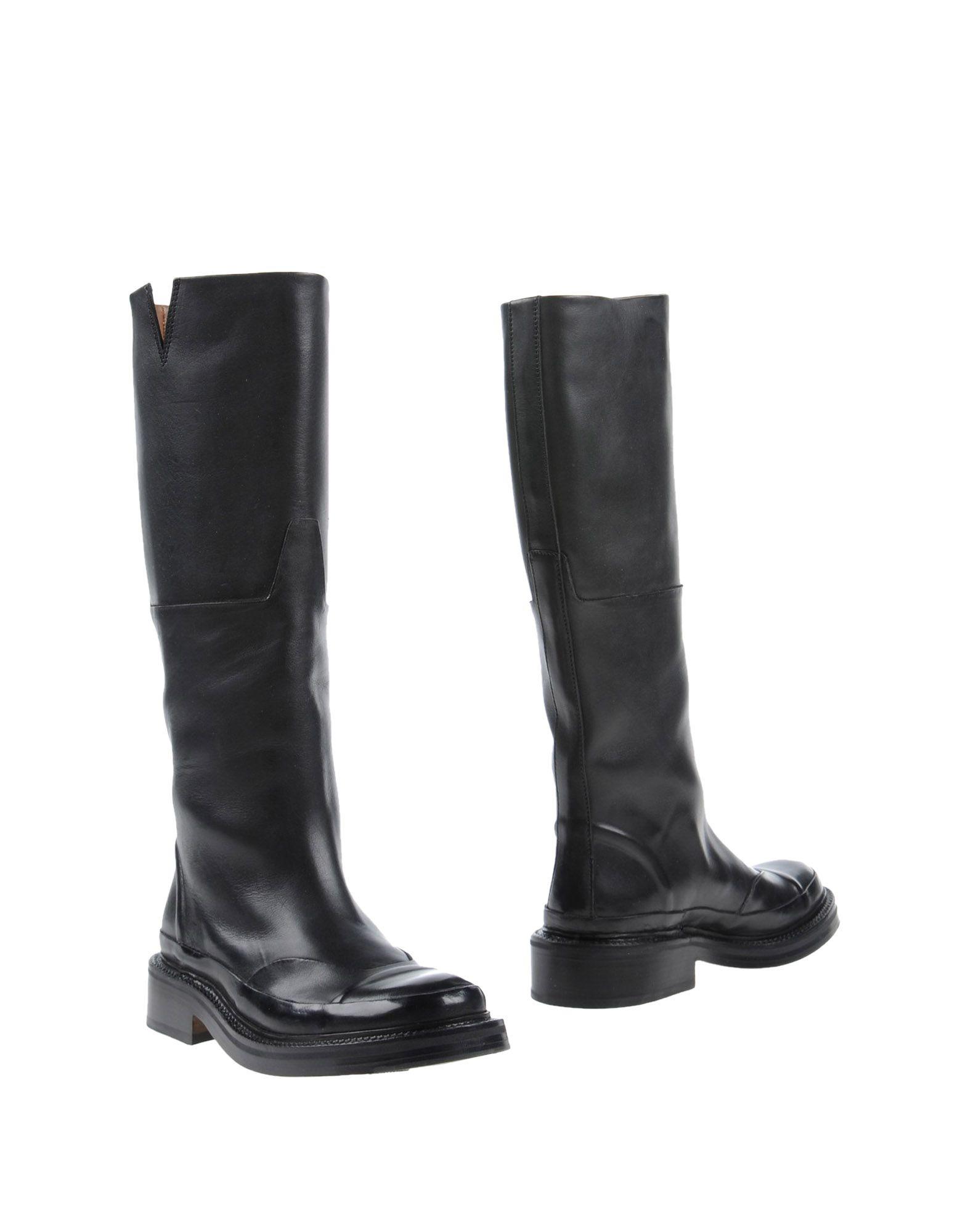 Rabatt Schuhe Agnona Stiefel Damen  11305734UM