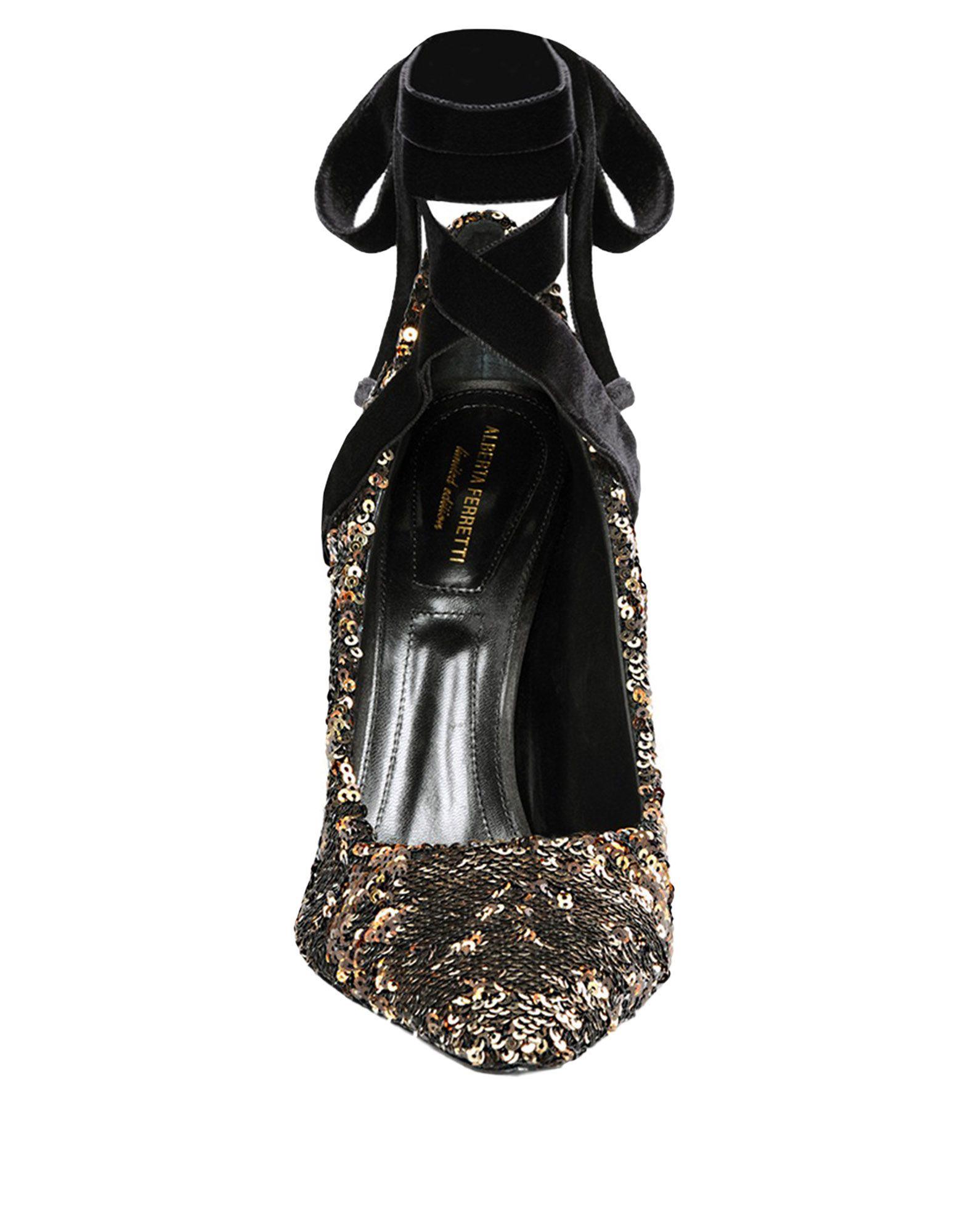 Rabatt Damen Schuhe Alberta Ferretti Pumps Damen Rabatt  11305752KR 61cf04