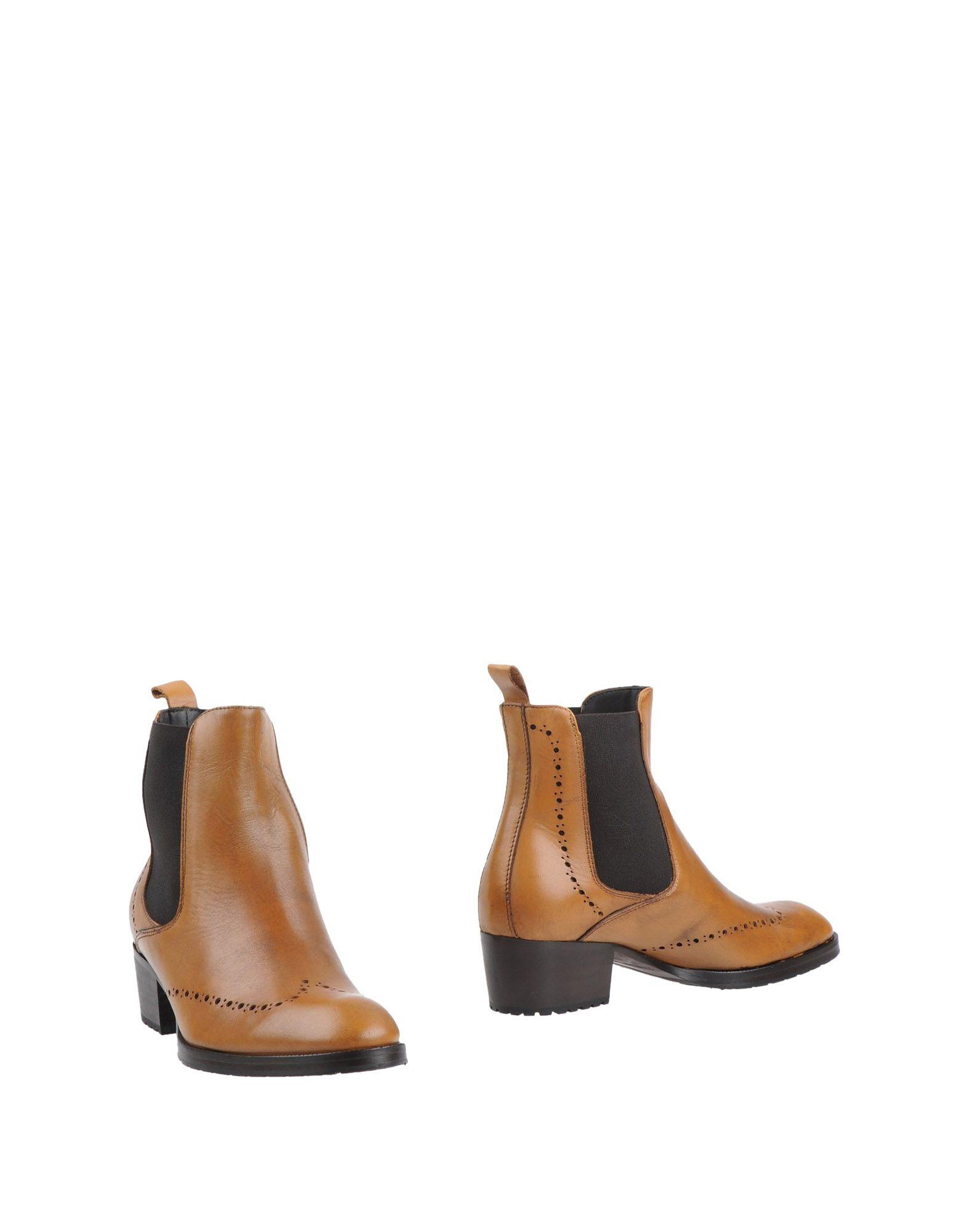 Stilvolle billige Schuhe Gianfranco Lattanzi Chelsea Boots Damen  11305867JS