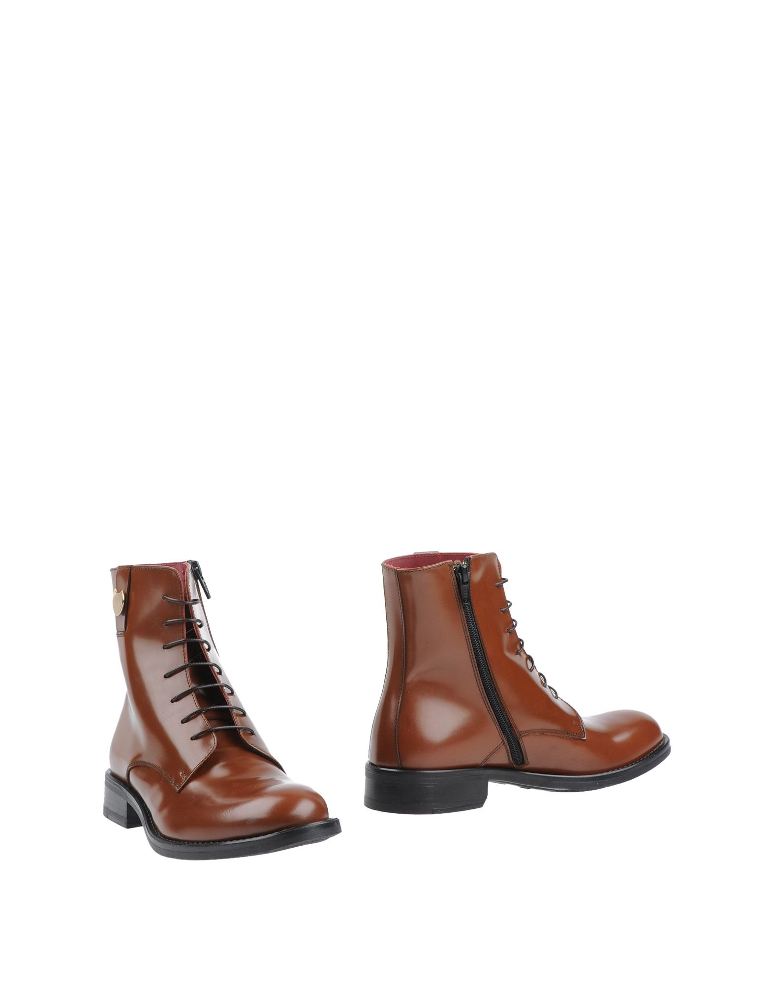 Bottine Gianfranco Lattanzi Femme - Bottines Gianfranco Lattanzi Marron Meilleur modèle de vente
