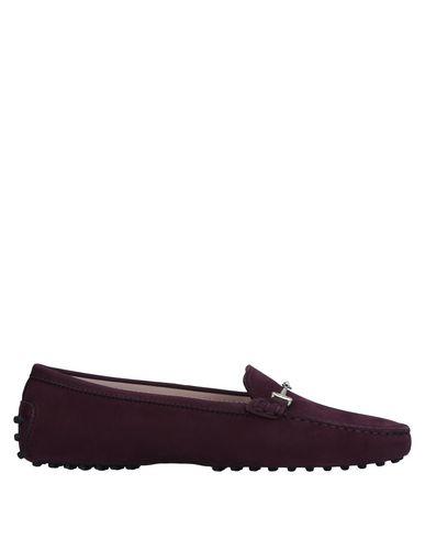 Los últimos zapatos de descuento para Tod's hombres y mujeres Mocasín Tod's para Mujer - Mocasines Tod's - 11306016WJ Berenjena eb2134