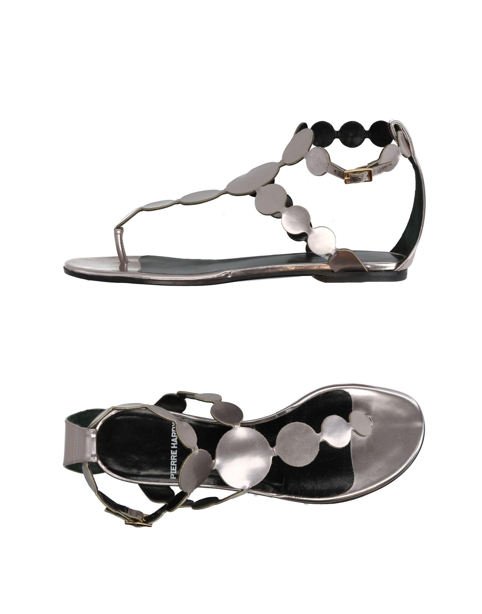 Stilvolle billige Schuhe Pierre Hardy Dianetten Damen  11306228BL