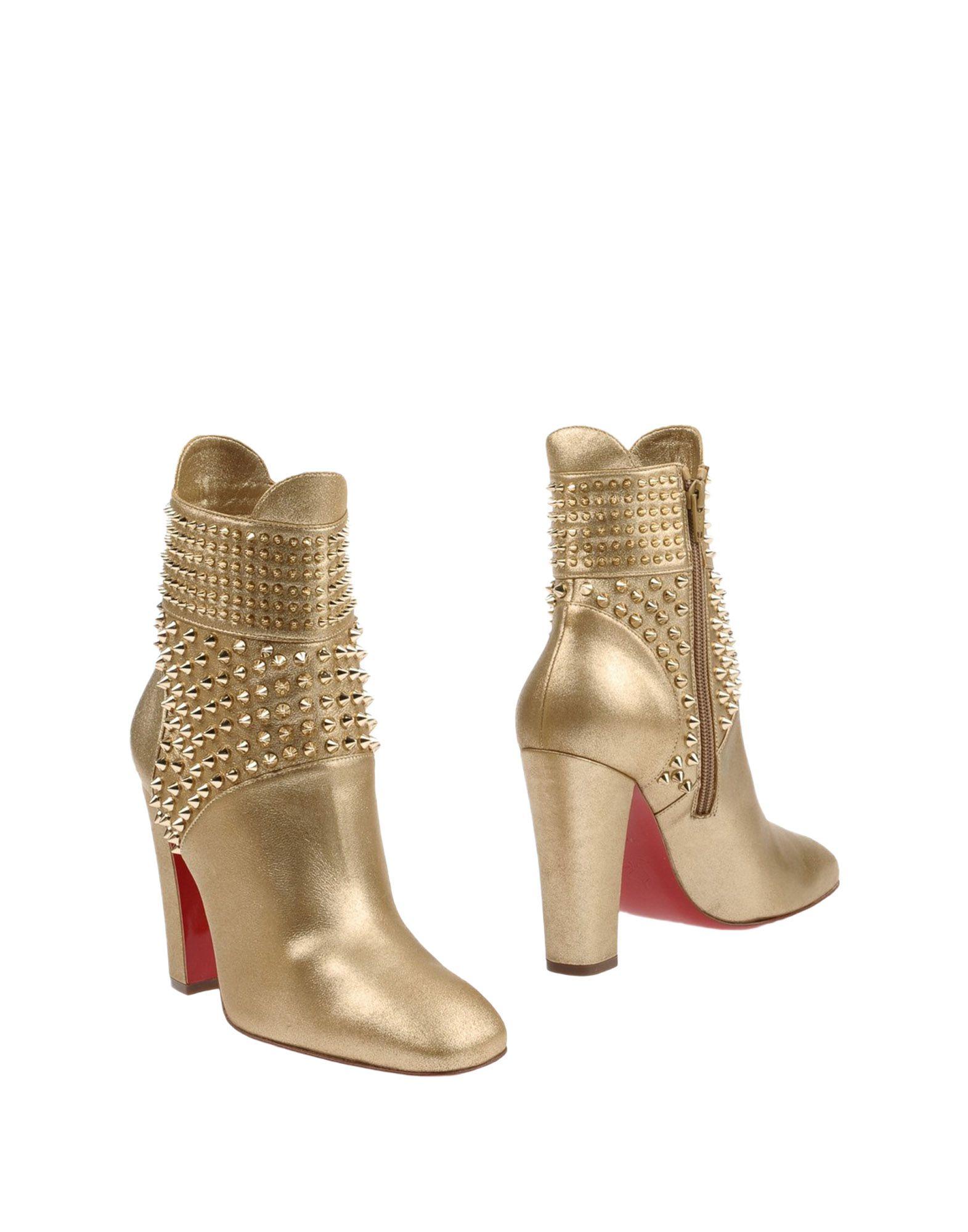 Christian Louboutin Stiefelette Damen  Schuhe 11306600LRGünstige gut aussehende Schuhe  93b2c4