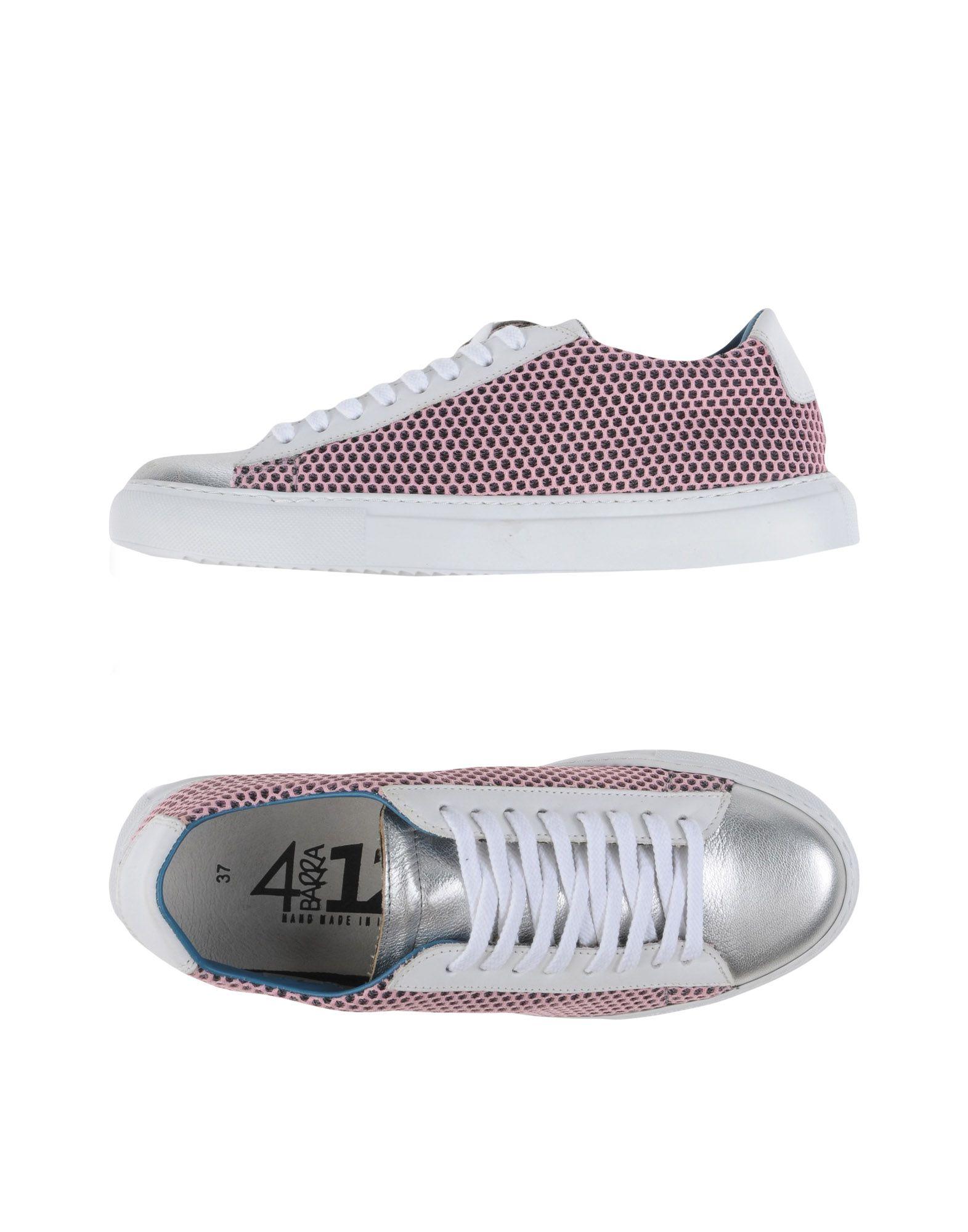 Moda Sneakers Quattrobarradodici Donna - 11306658LW