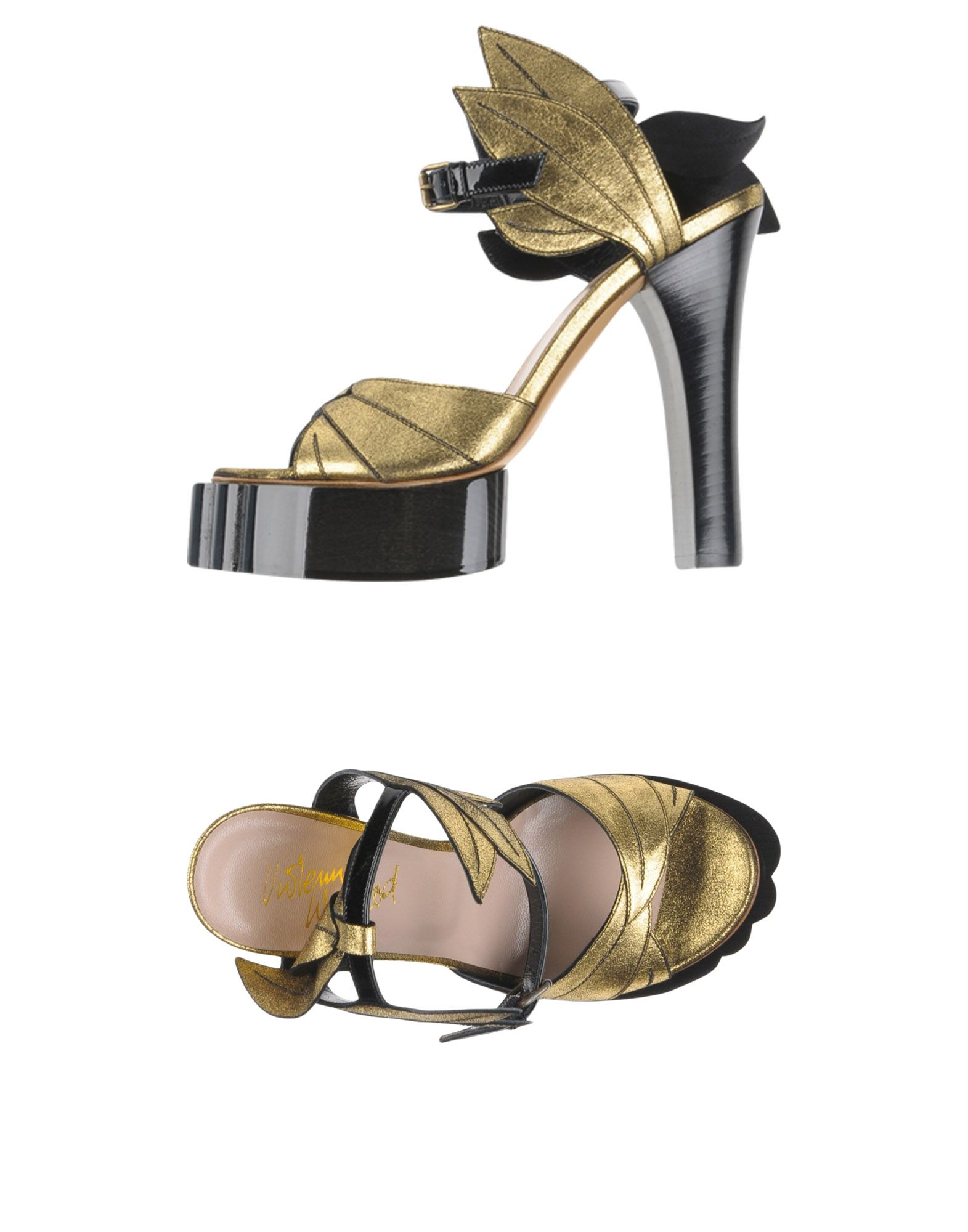 Vivienne Westwood Sandalen Damen  11306697TXGünstige gut aussehende aussehende gut Schuhe ba594e