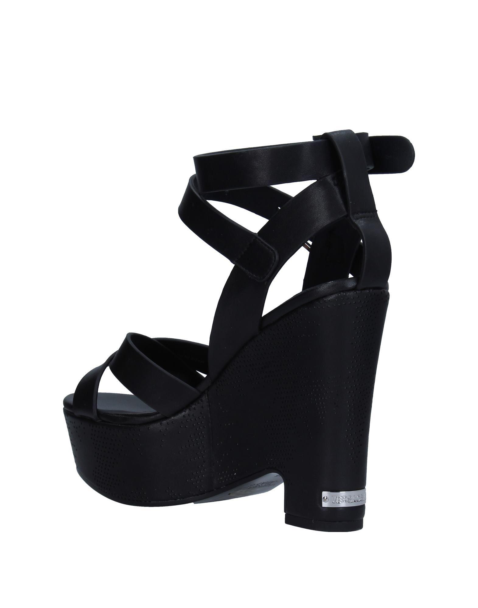 Stilvolle billige Schuhe Versace Jeans Sandalen Damen    11306858FR ca99c0