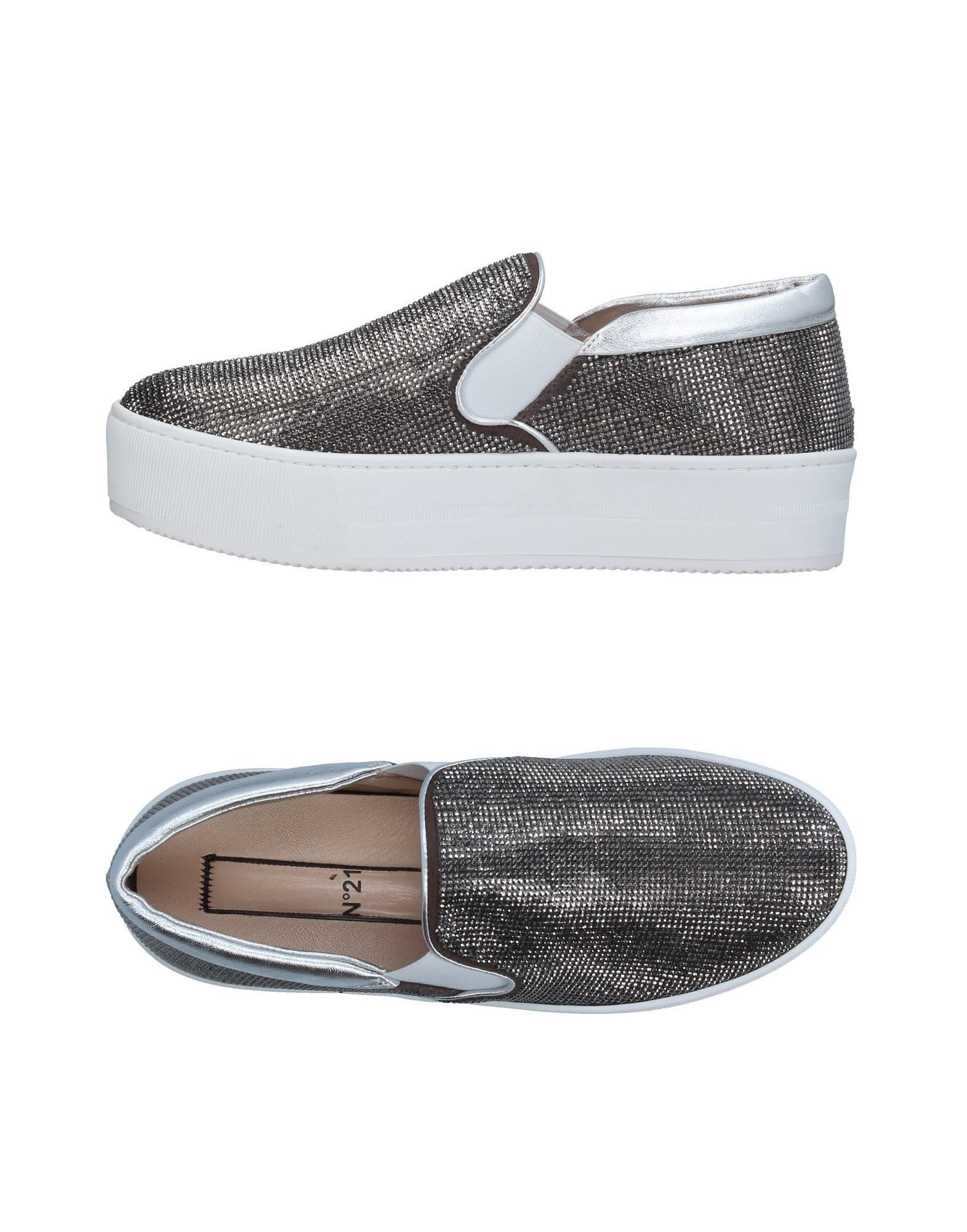 Sneakers N° 21 Donna - 11306878XH