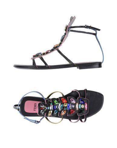 FENDI Sandals in Black