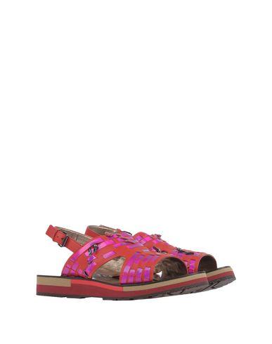 LANVIN Sandals in Red