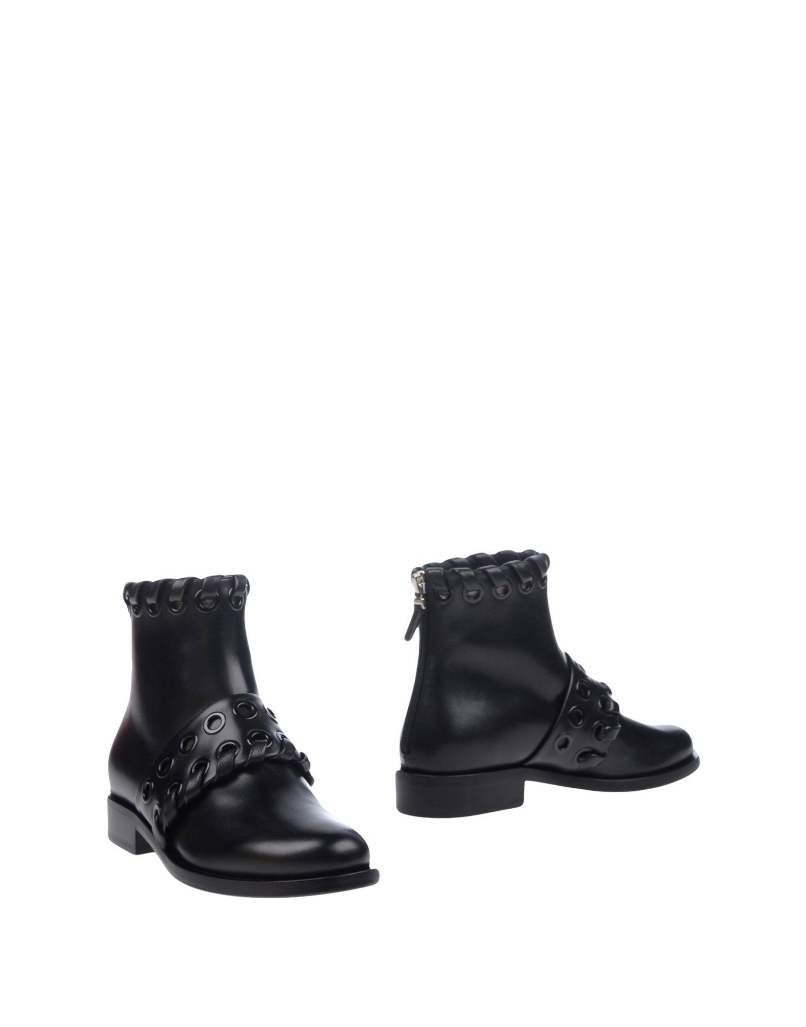 Fendi Stiefelette Damen  11307052JWGünstige gut aussehende Schuhe