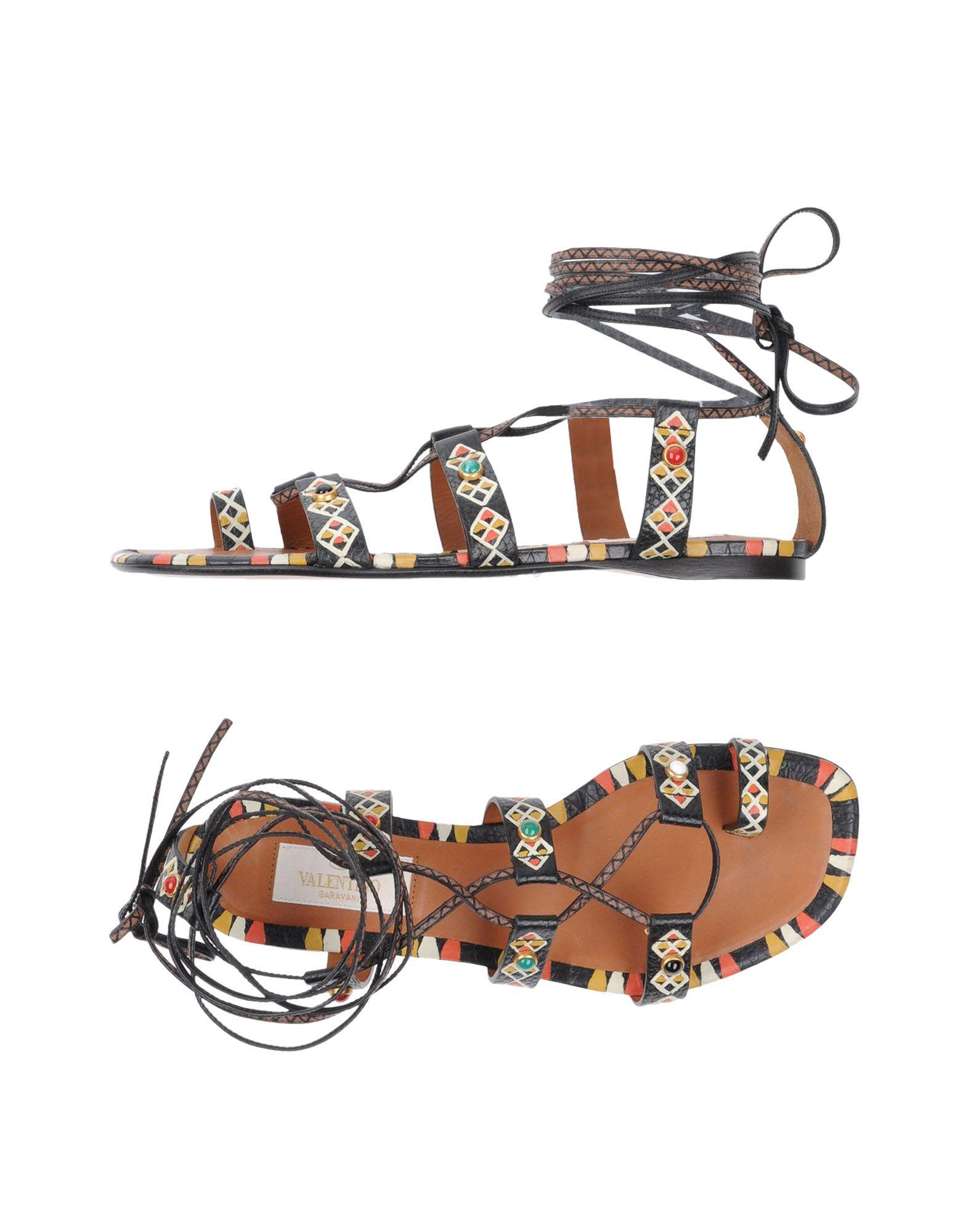 Valentino Garavani Dianetten Damen  11307071QKGünstige gut aussehende aussehende aussehende Schuhe 2d7c8d
