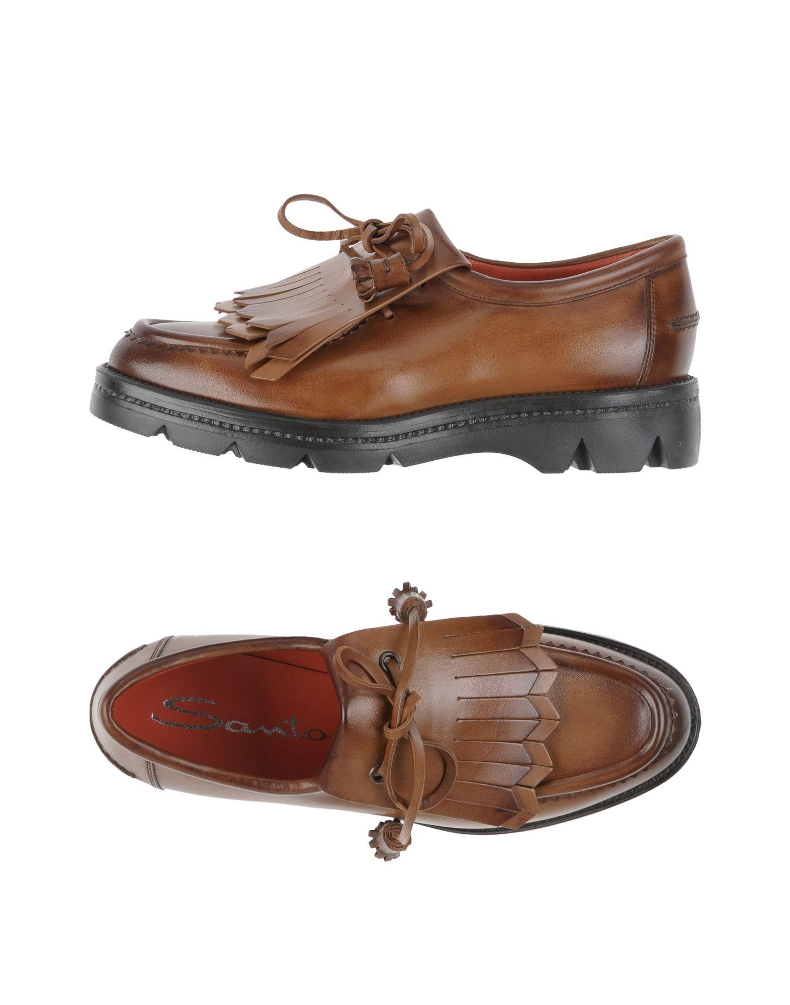 Haltbare Mode billige Schuhe Santoni Mokassins Damen  11307127LV Heiße Schuhe